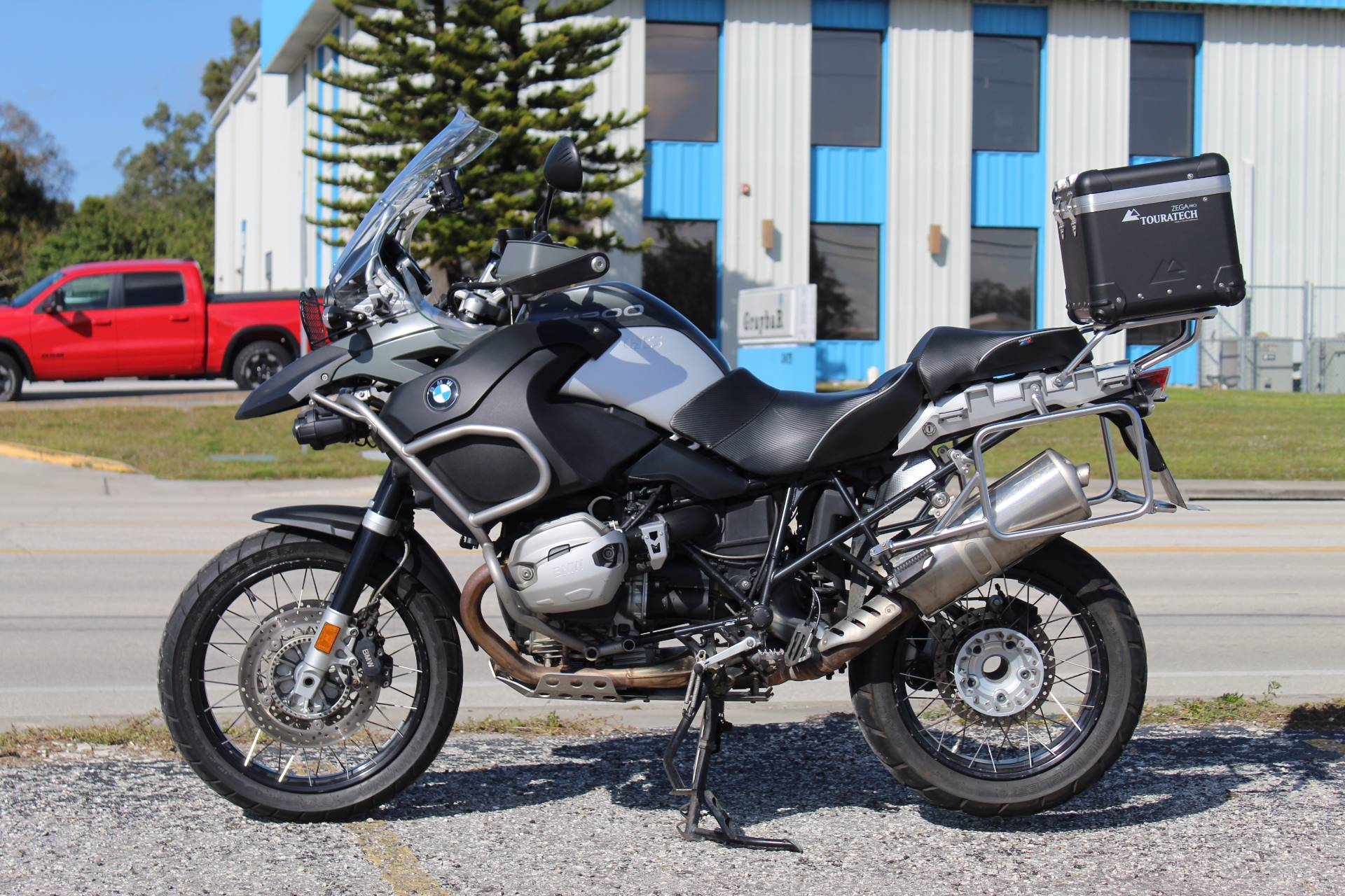2011 BMW R 1200 GS Adventure in Sarasota, Florida - Photo 6