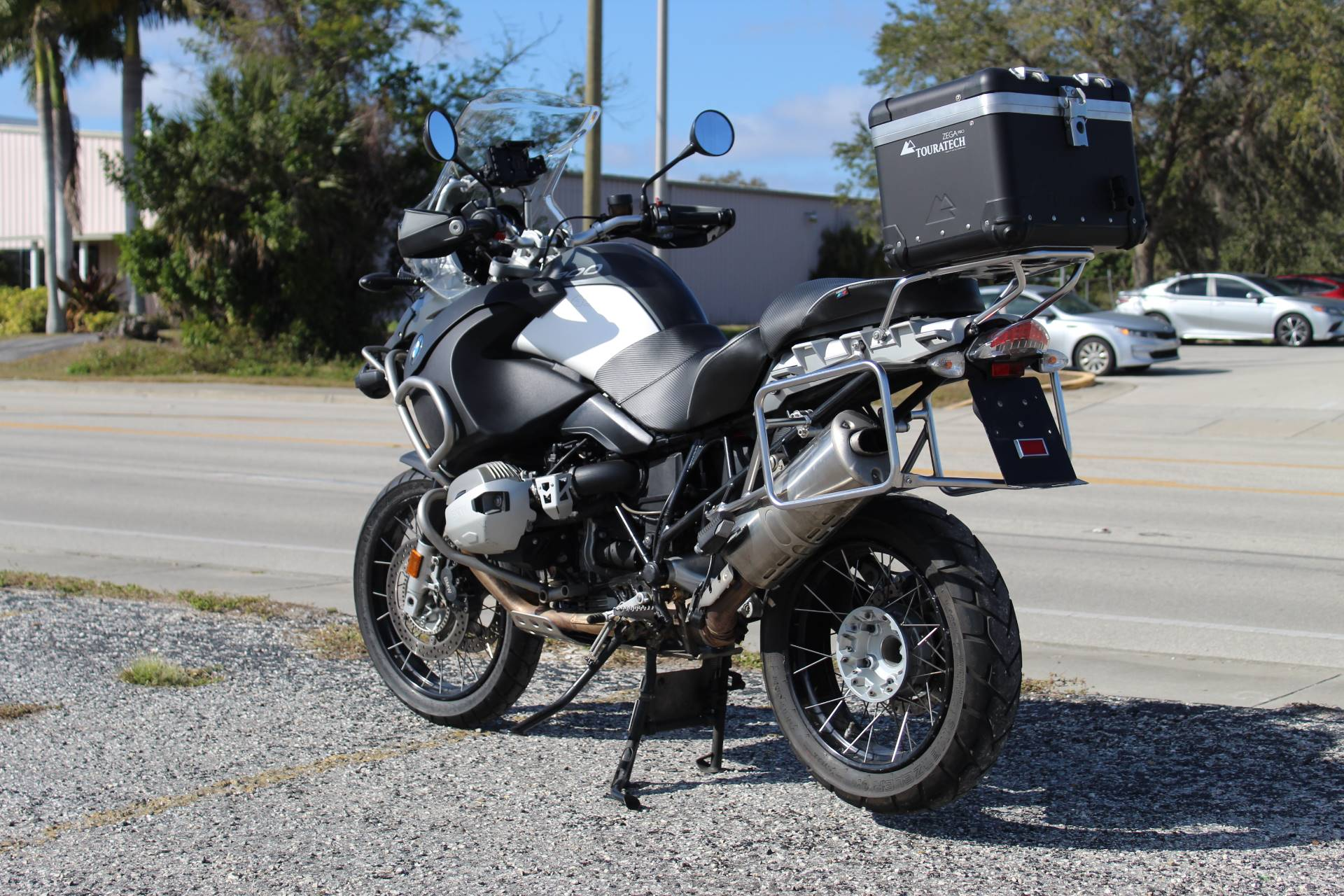 2011 BMW R 1200 GS Adventure in Sarasota, Florida - Photo 7