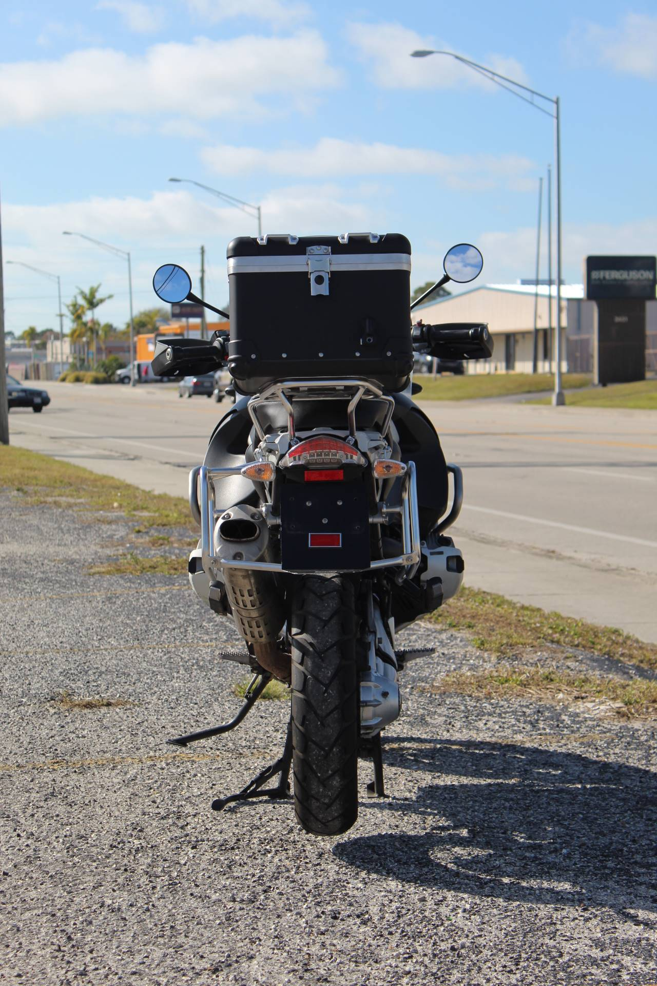 2011 BMW R 1200 GS Adventure in Sarasota, Florida - Photo 8