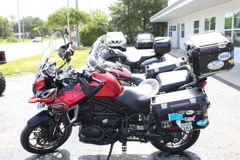 2017 Triumph Tiger Explorer XRT in Sarasota, Florida - Photo 1