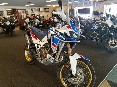 2018 Honda Africa Twin Adventure Sports in Sarasota, Florida