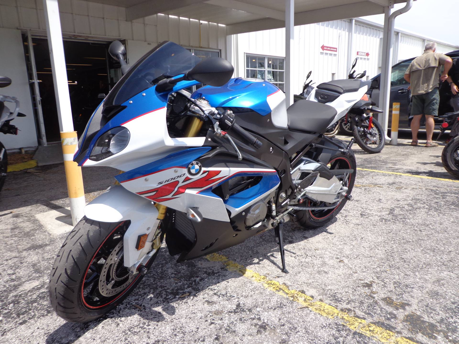 2018 BMW S 1000 RR in Sarasota, Florida