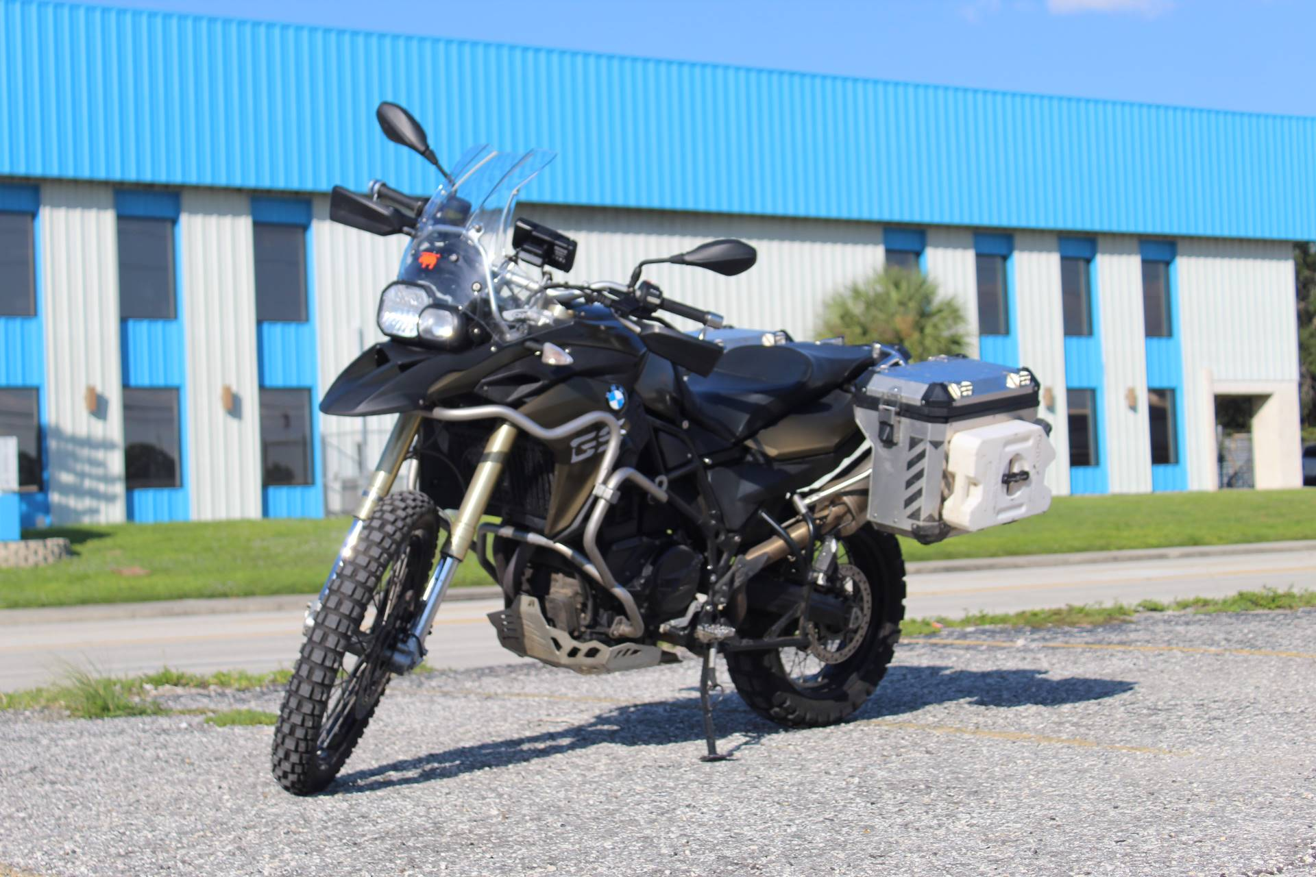 2013 BMW F 800 GS in Sarasota, Florida - Photo 1