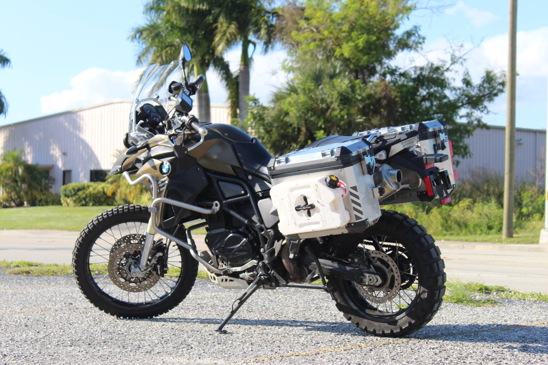 2013 BMW F 800 GS in Sarasota, Florida - Photo 3