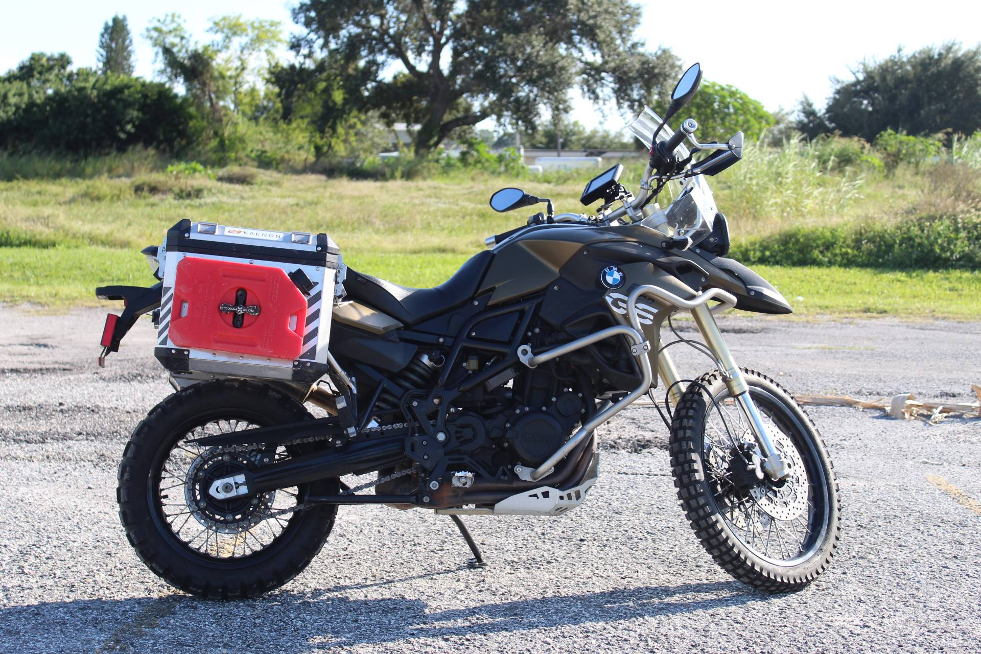 2013 BMW F 800 GS in Sarasota, Florida - Photo 6