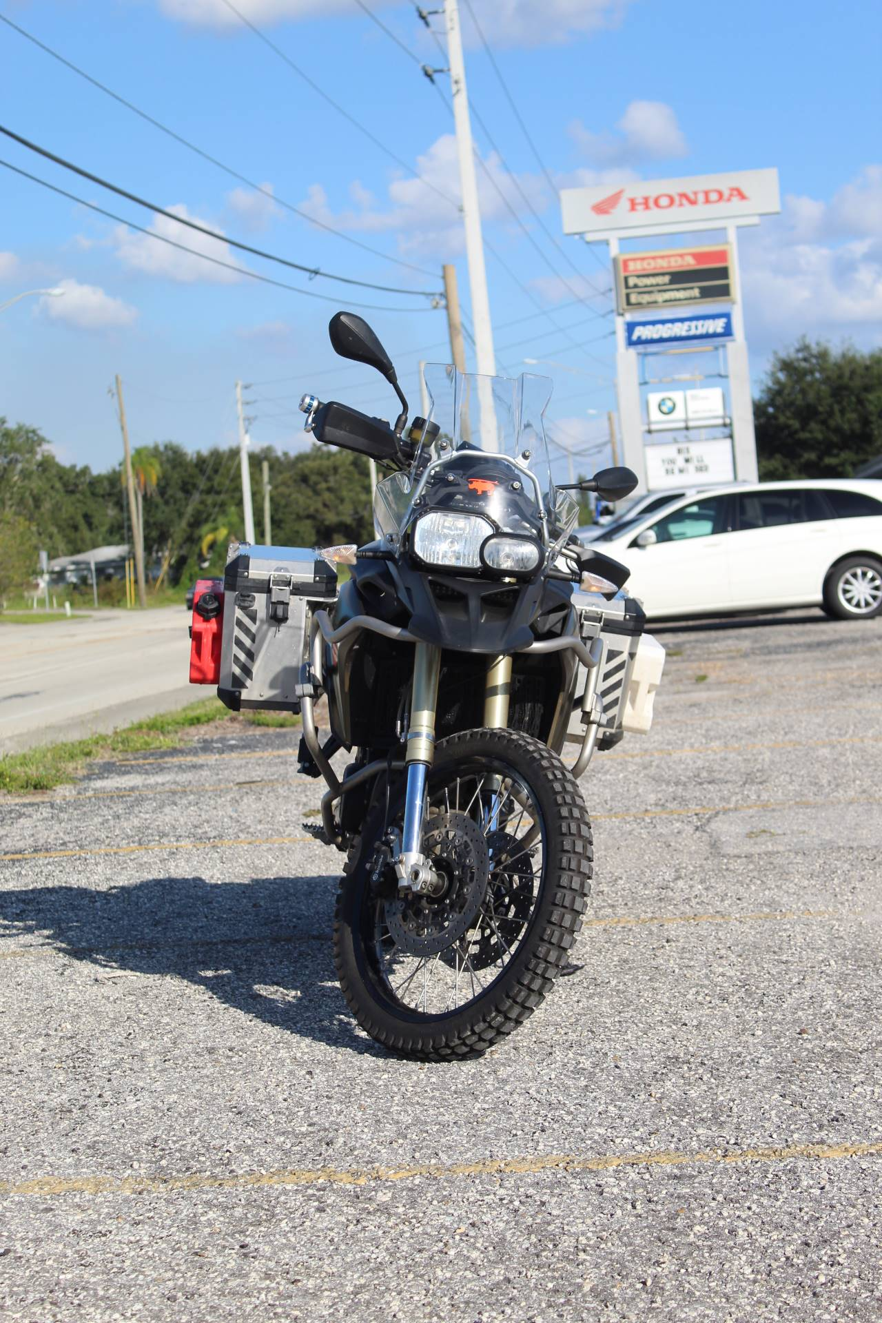 2013 BMW F 800 GS in Sarasota, Florida - Photo 8
