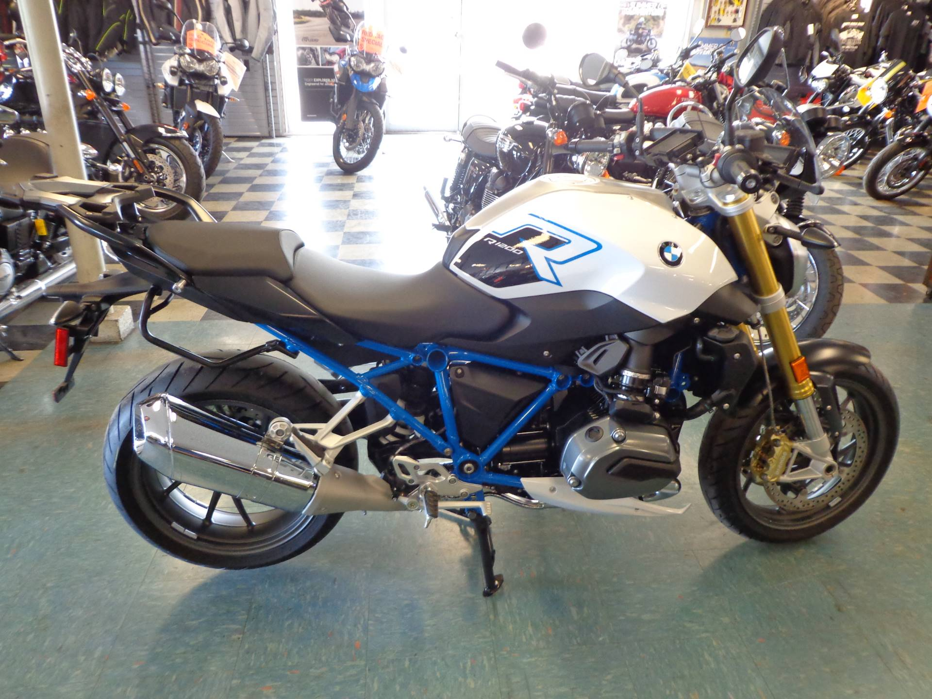 2017 BMW R 1200 R in Sarasota, Florida