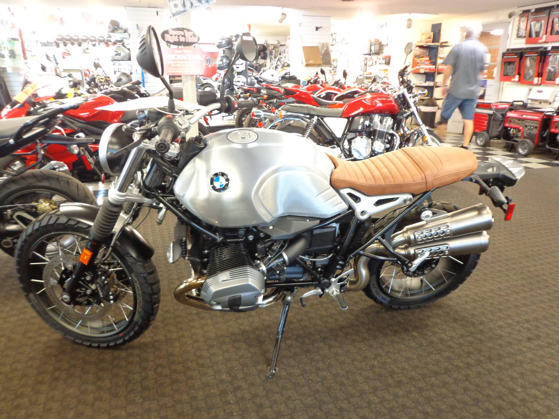 2017 BMW R nine T Scrambler in Sarasota, Florida