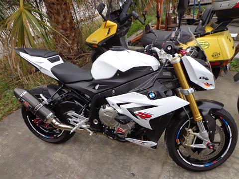 2016 BMW S 1000 R in Sarasota, Florida