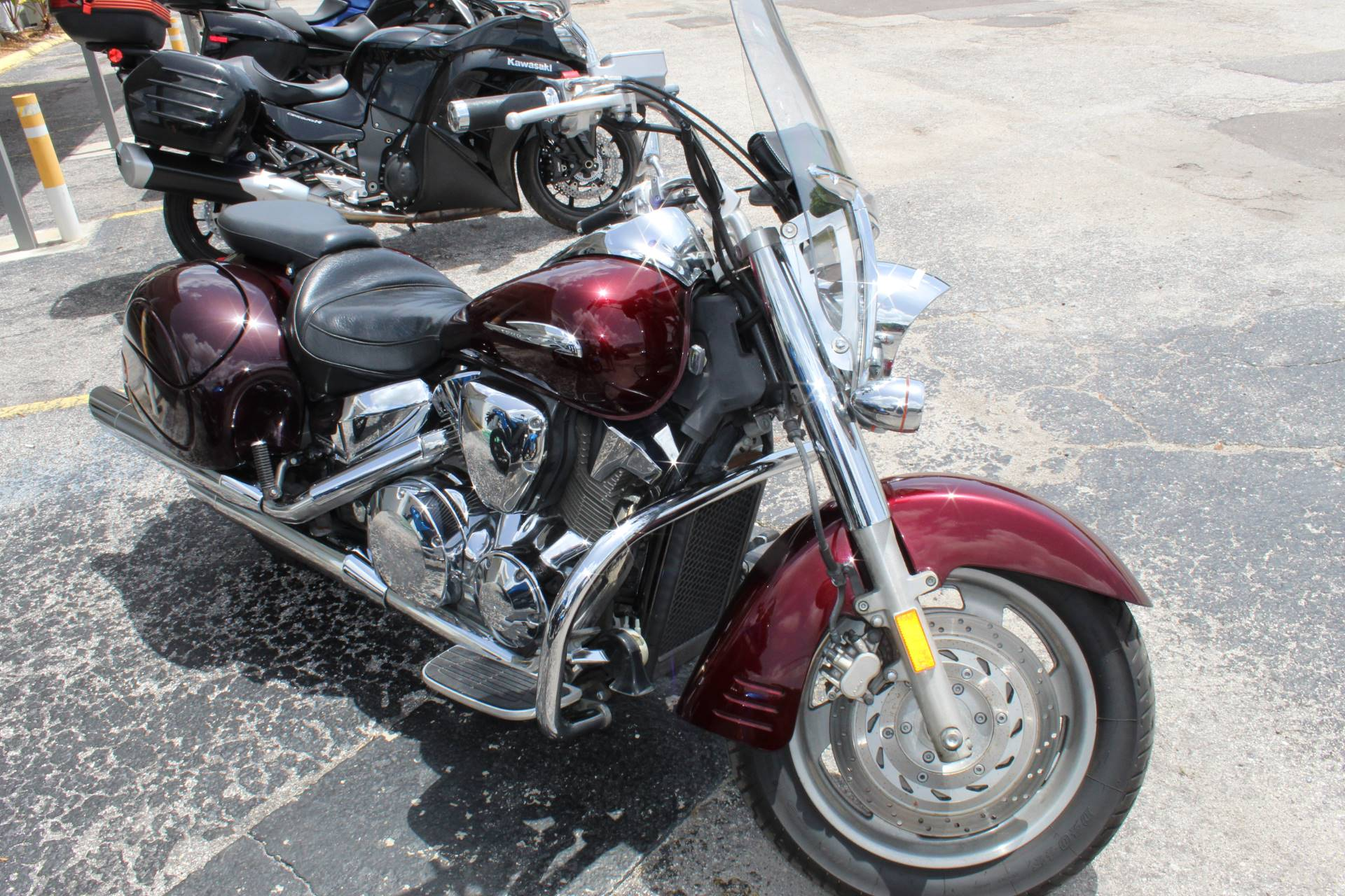 2007 Honda VTX™1300R in Sarasota, Florida - Photo 4