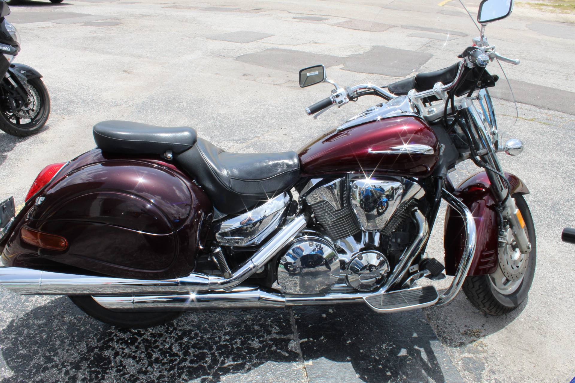 2007 Honda VTX™1300R in Sarasota, Florida - Photo 5