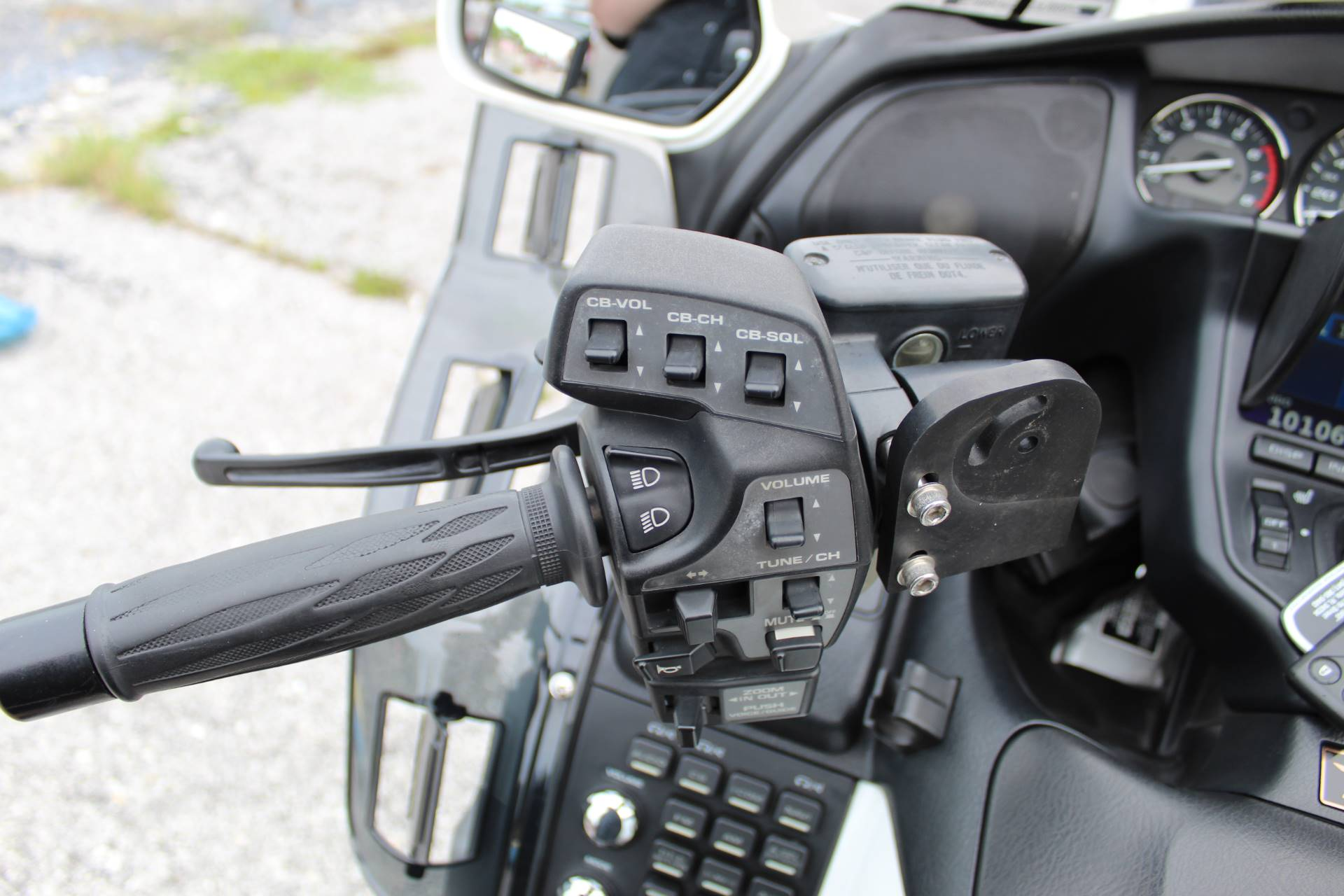 2012 Honda Gold Wing® ABS in Sarasota, Florida - Photo 15