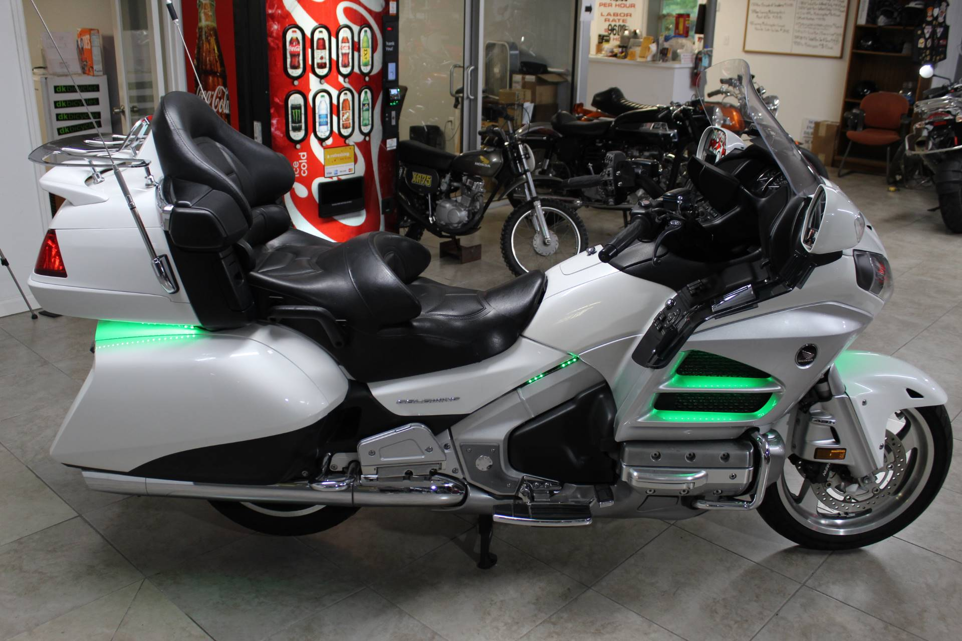 2012 Honda Gold Wing® ABS in Sarasota, Florida - Photo 1