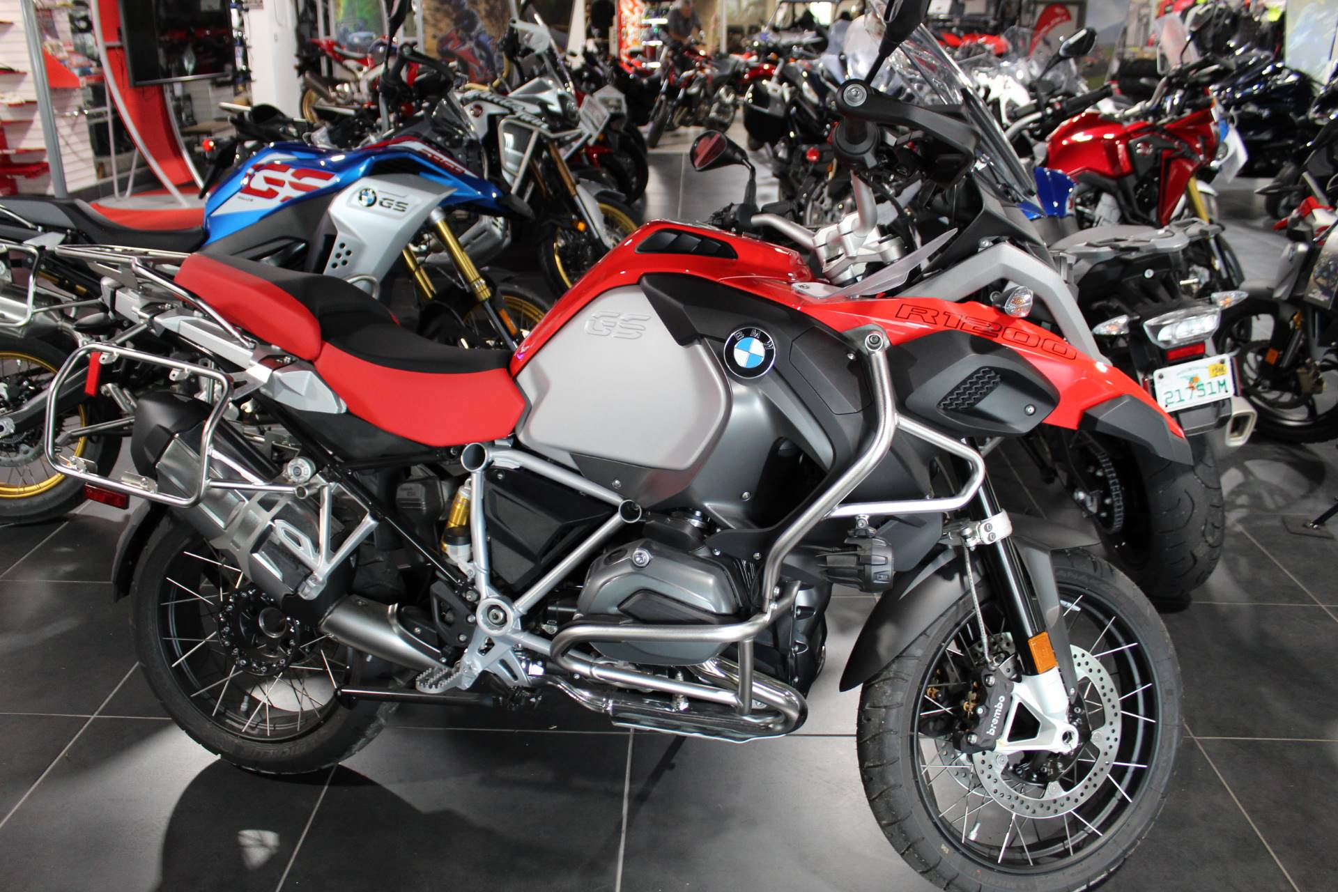 2018 BMW R 1200 GS Adventure for sale 3337