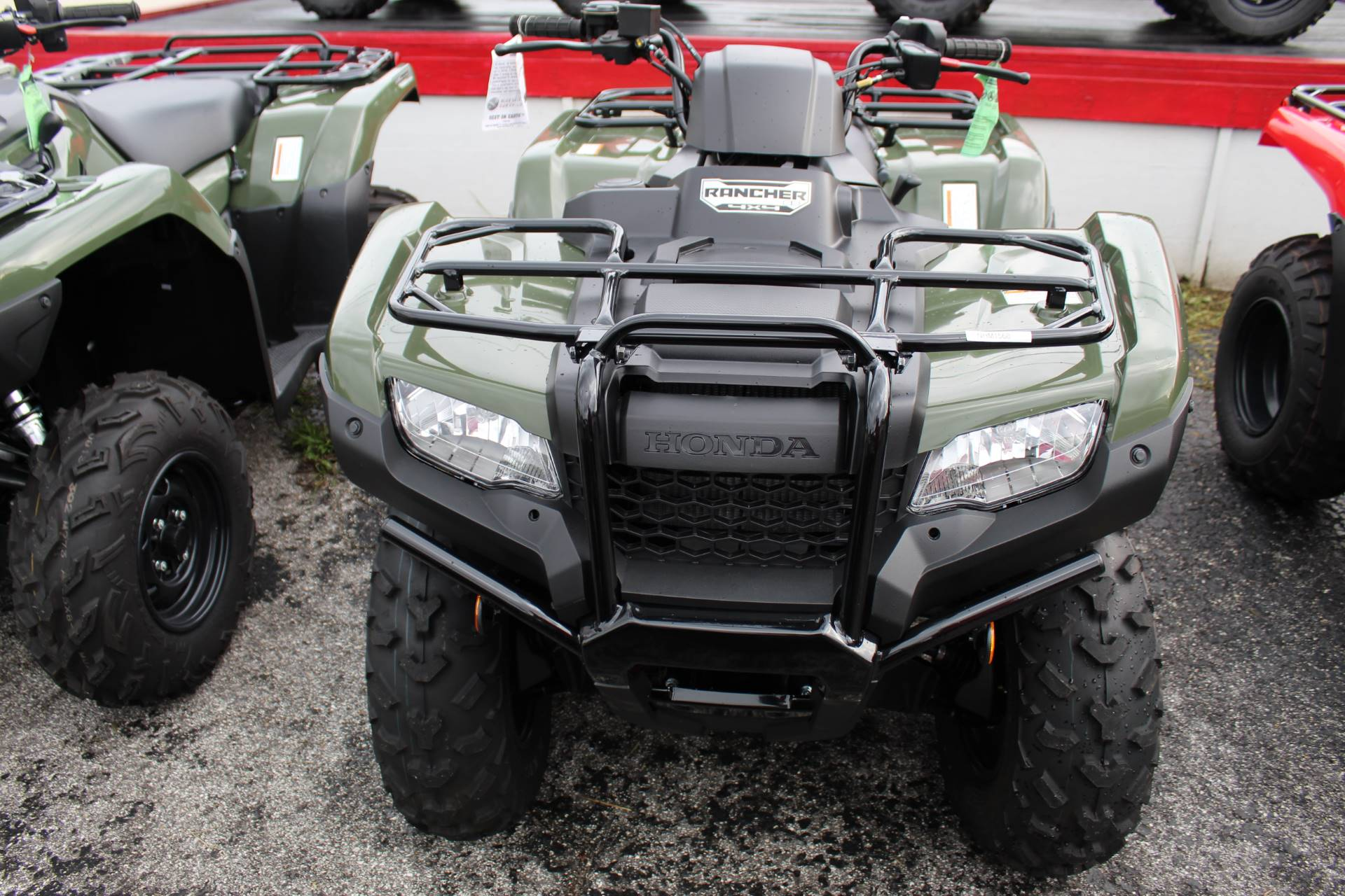 2019 Honda FourTrax Rancher 4x4 ES in Sarasota, Florida - Photo 1