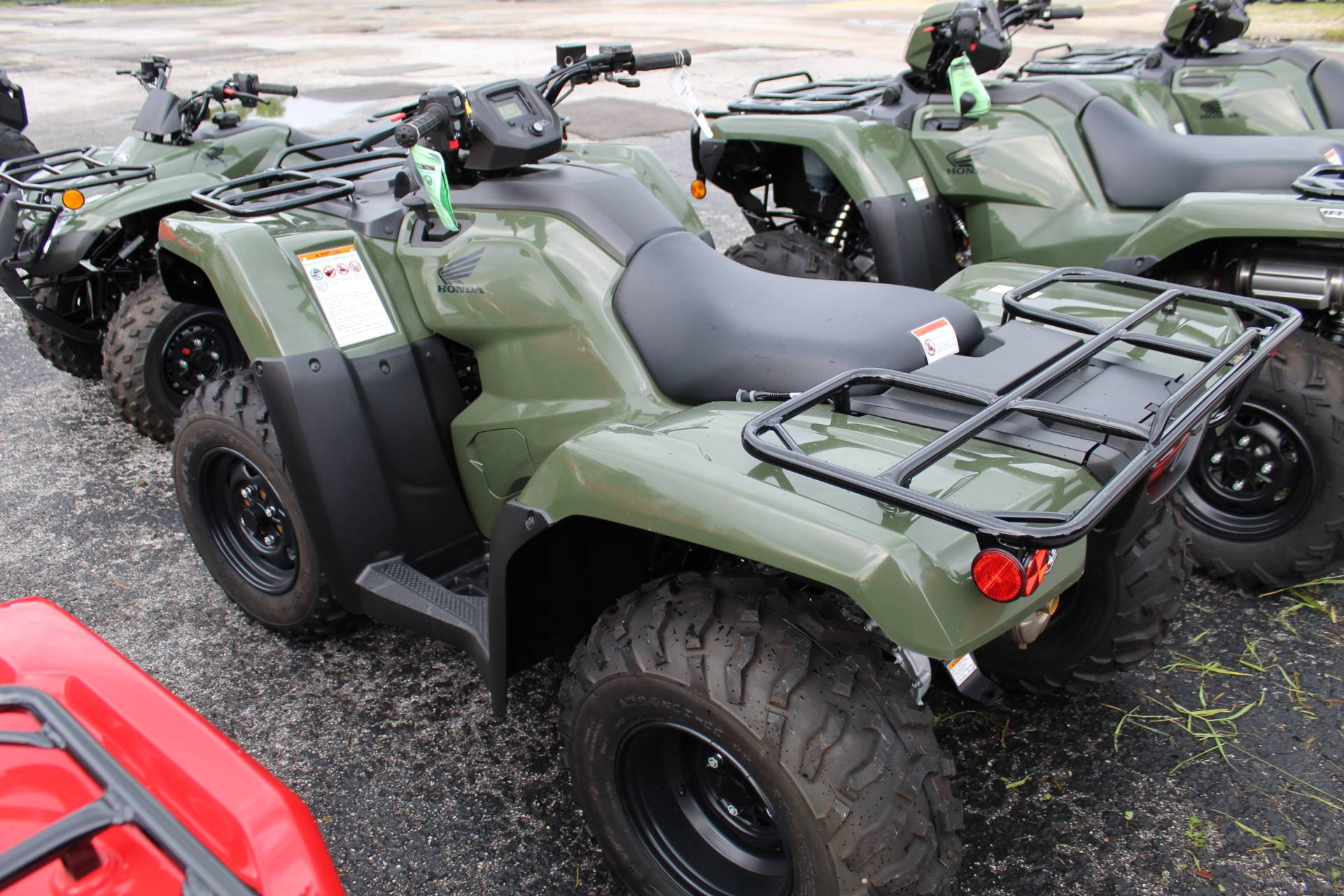 2019 Honda FourTrax Rancher 4x4 ES in Sarasota, Florida - Photo 5
