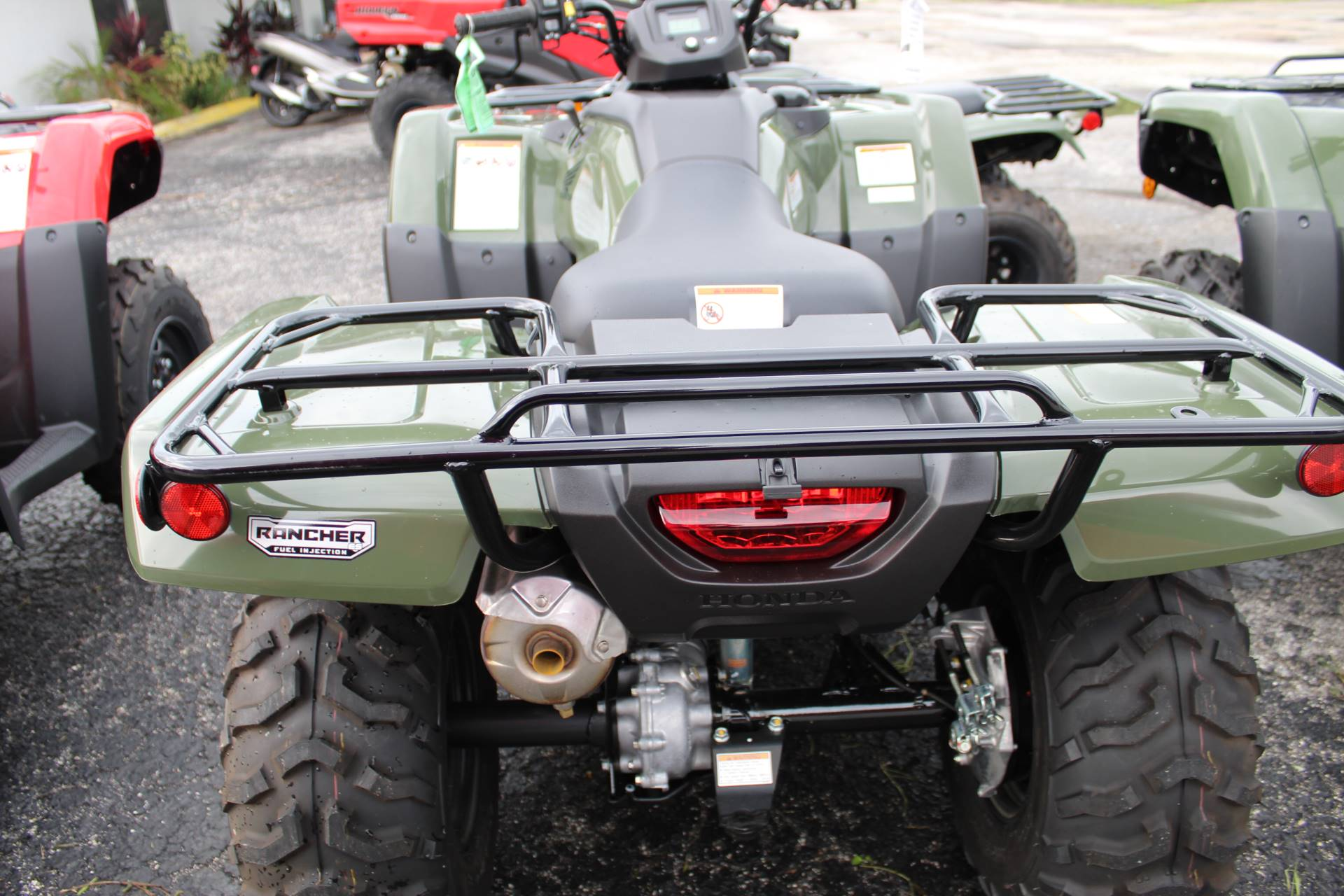 2019 Honda FourTrax Rancher 4x4 ES in Sarasota, Florida - Photo 6
