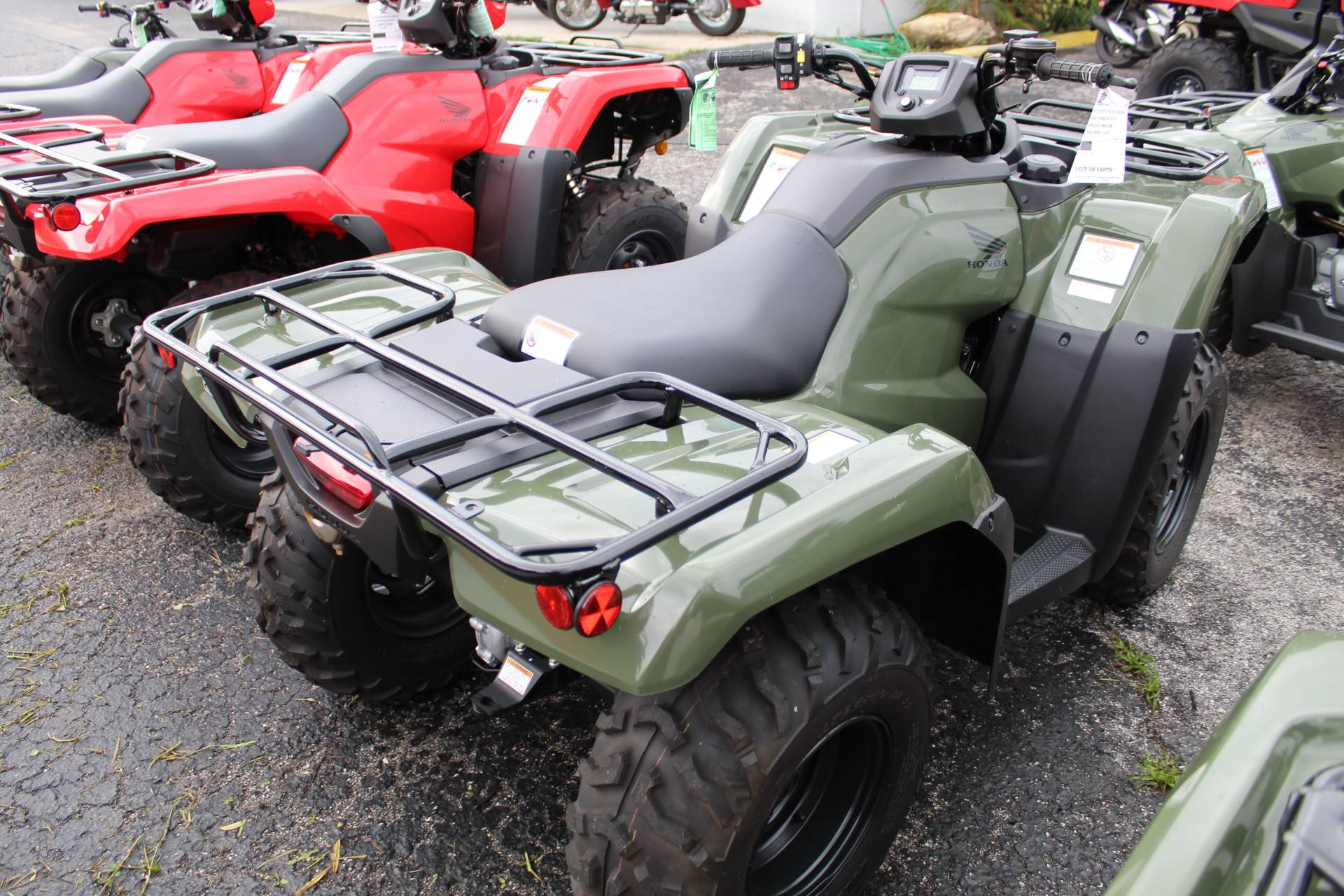2019 Honda FourTrax Rancher 4x4 ES in Sarasota, Florida - Photo 7