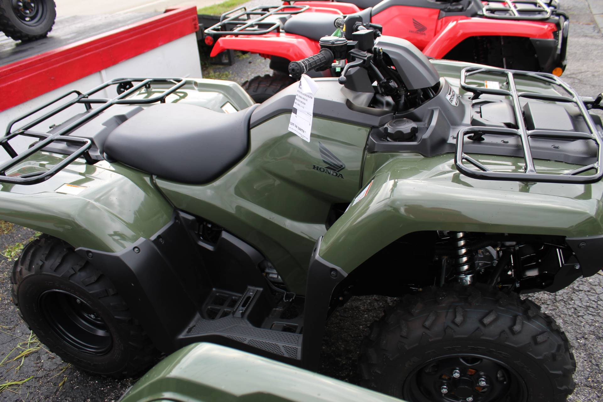 2019 Honda FourTrax Rancher 4x4 ES in Sarasota, Florida - Photo 9
