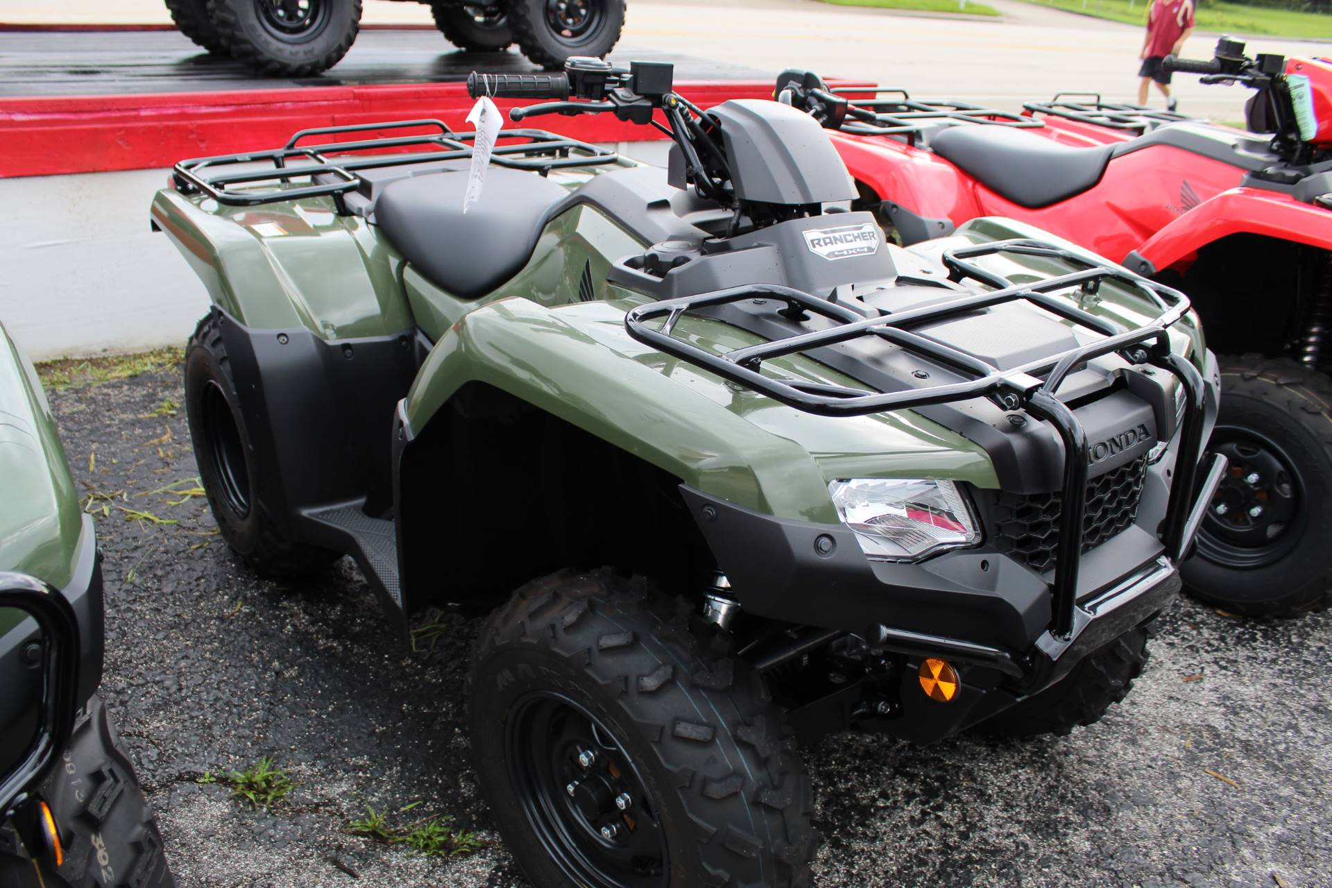 2019 Honda FourTrax Rancher 4x4 ES in Sarasota, Florida - Photo 3