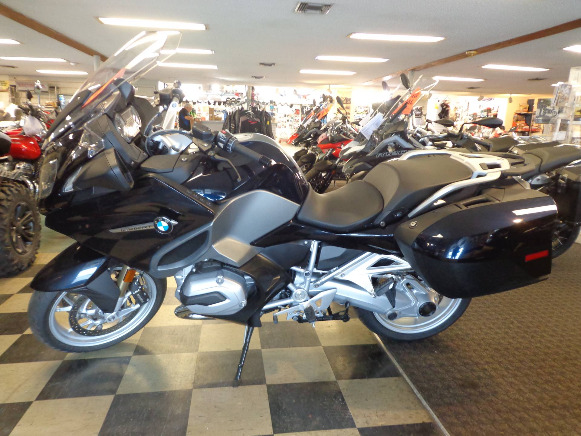 2017 BMW R 1200 RT in Sarasota, Florida