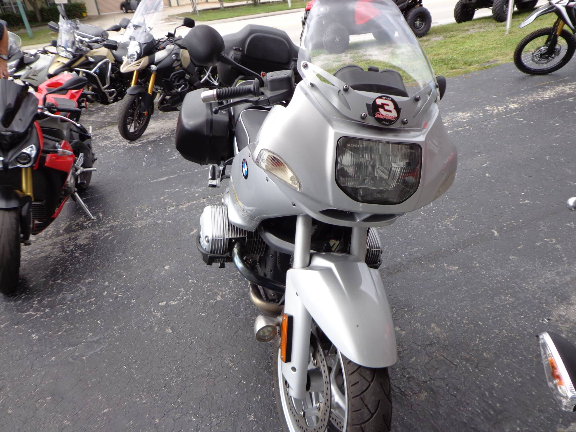 2004 BMW R 1150 RS (ABS) in Sarasota, Florida