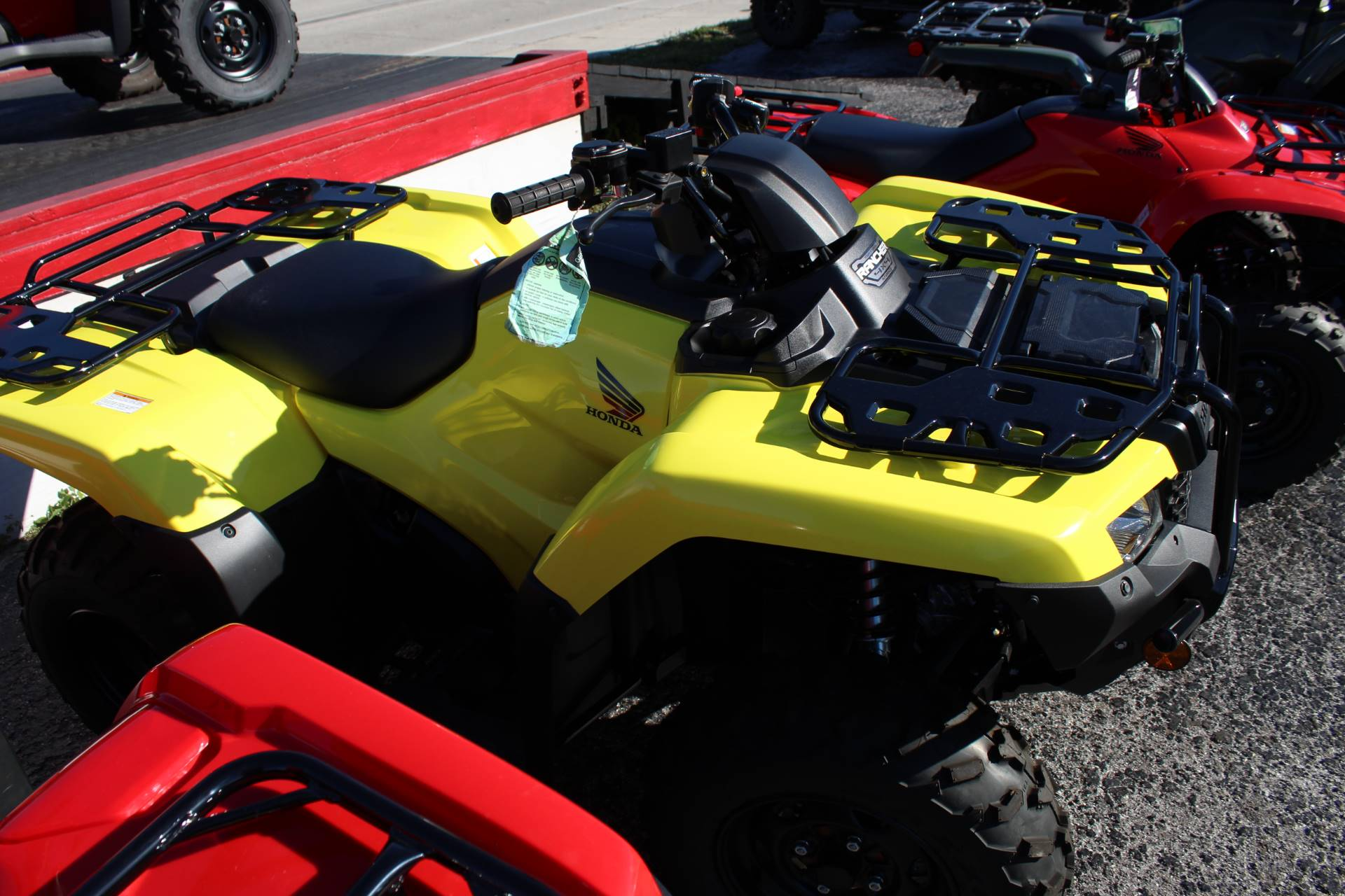 2020 Honda FourTrax Rancher 4x4 Automatic DCT EPS in Sarasota, Florida - Photo 1