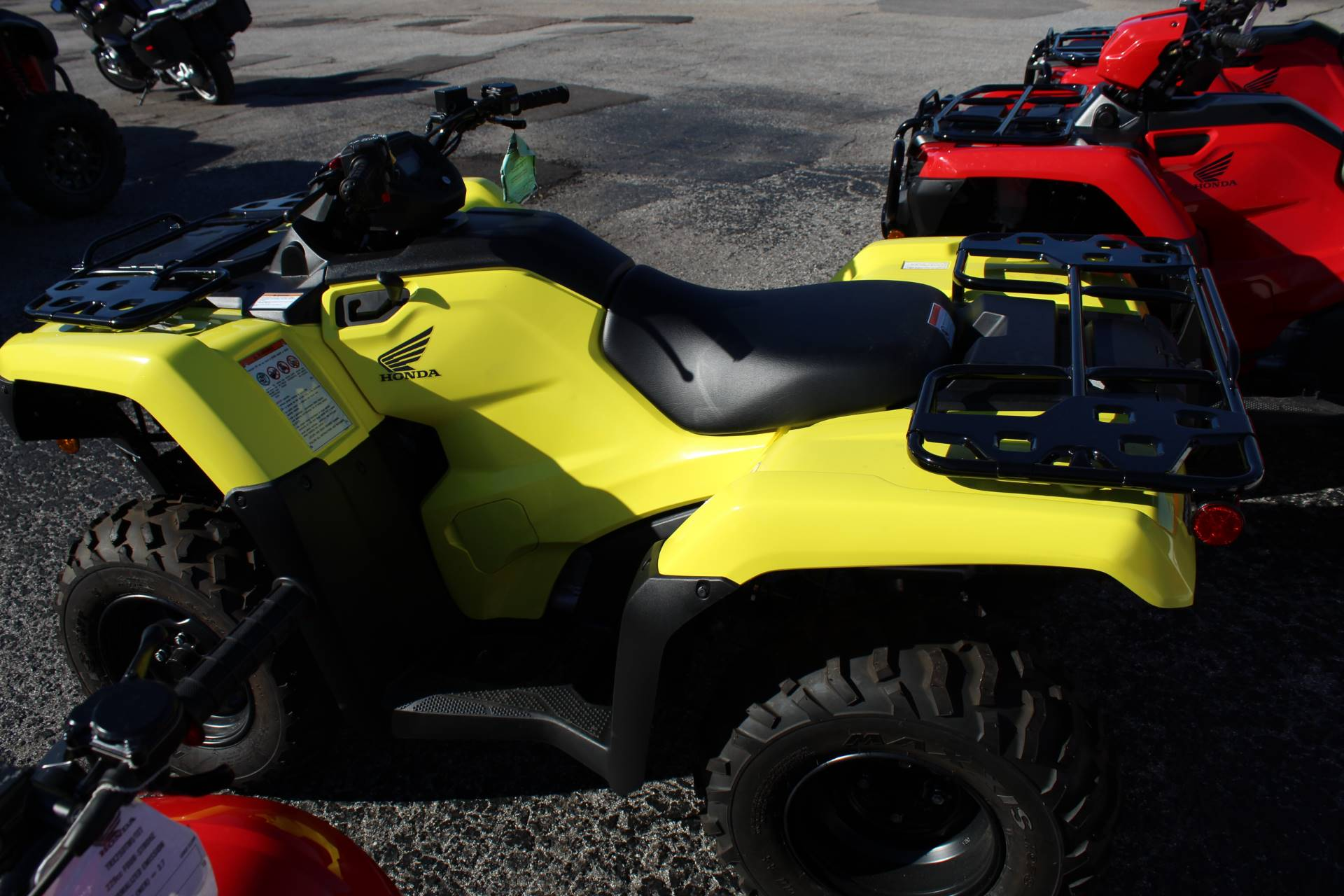 2020 Honda FourTrax Rancher 4x4 Automatic DCT EPS in Sarasota, Florida - Photo 3