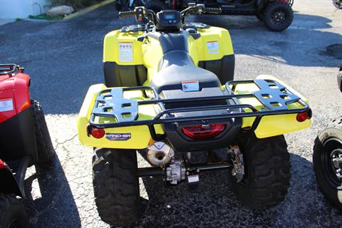 2020 Honda FourTrax Rancher 4x4 Automatic DCT EPS in Sarasota, Florida - Photo 4