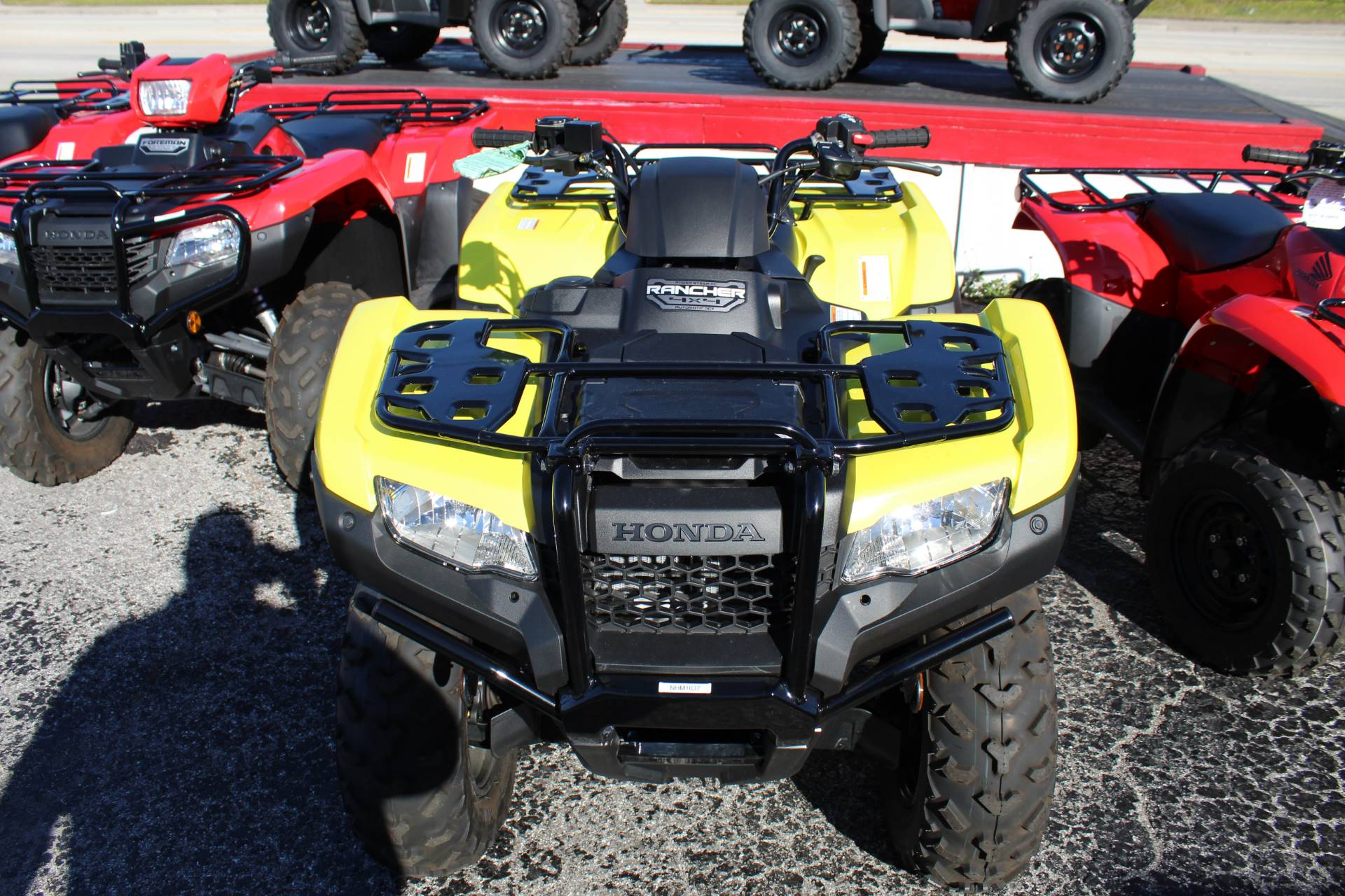 2020 Honda FourTrax Rancher 4x4 Automatic DCT EPS in Sarasota, Florida - Photo 5