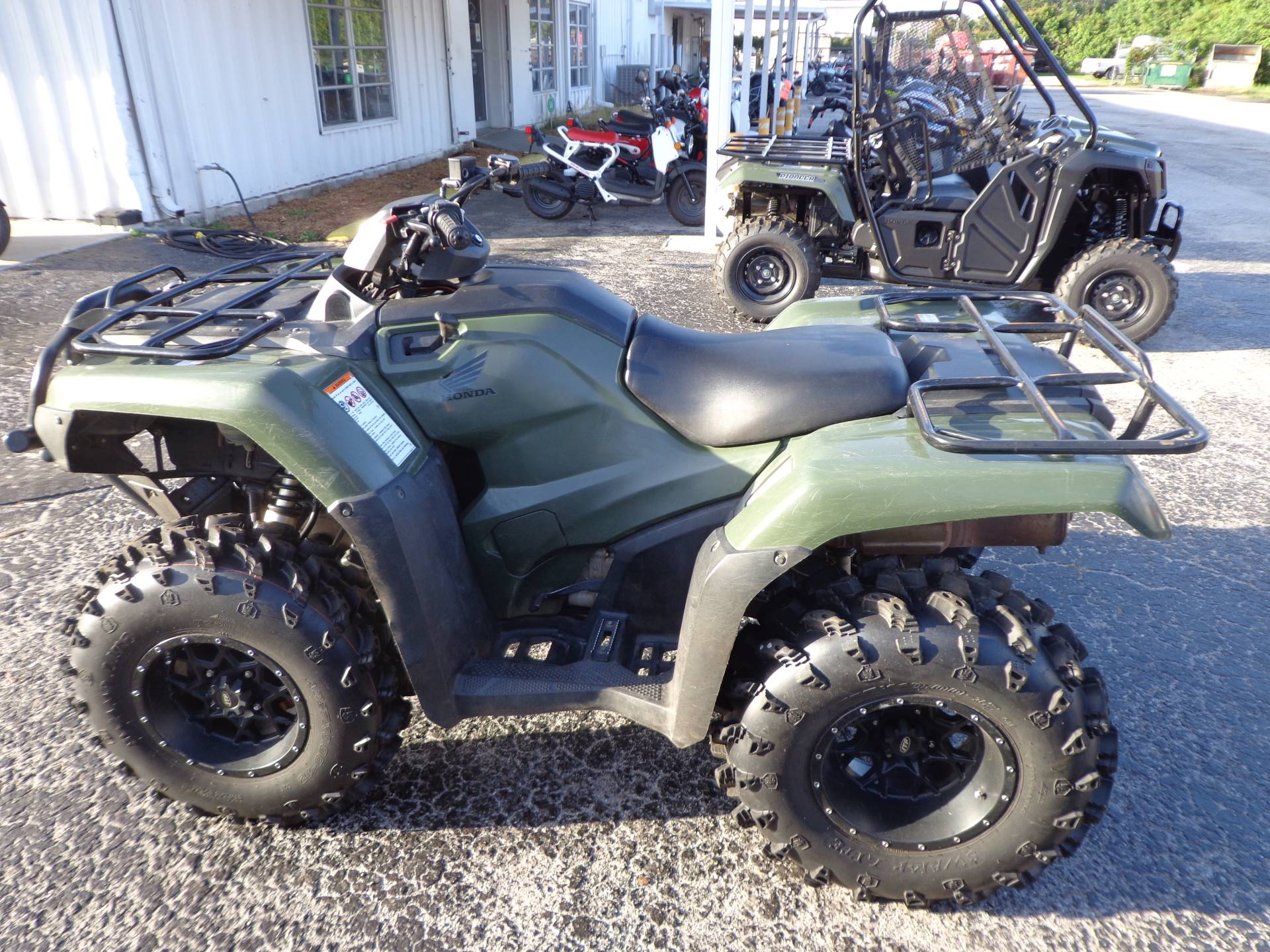 2017 Honda FourTrax Rancher 4x4 in Sarasota, Florida