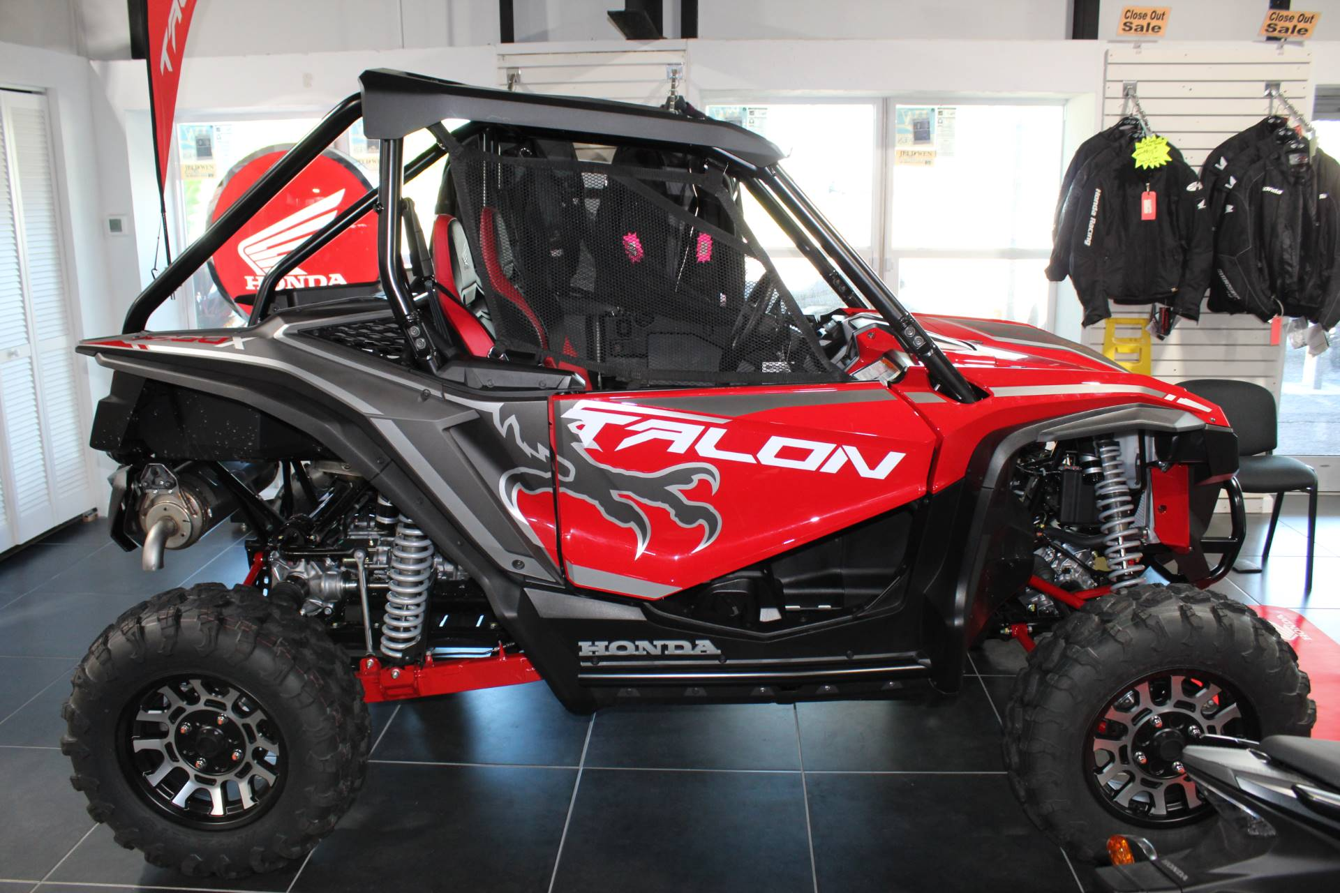 2019 Honda Talon 1000X in Sarasota, Florida - Photo 1