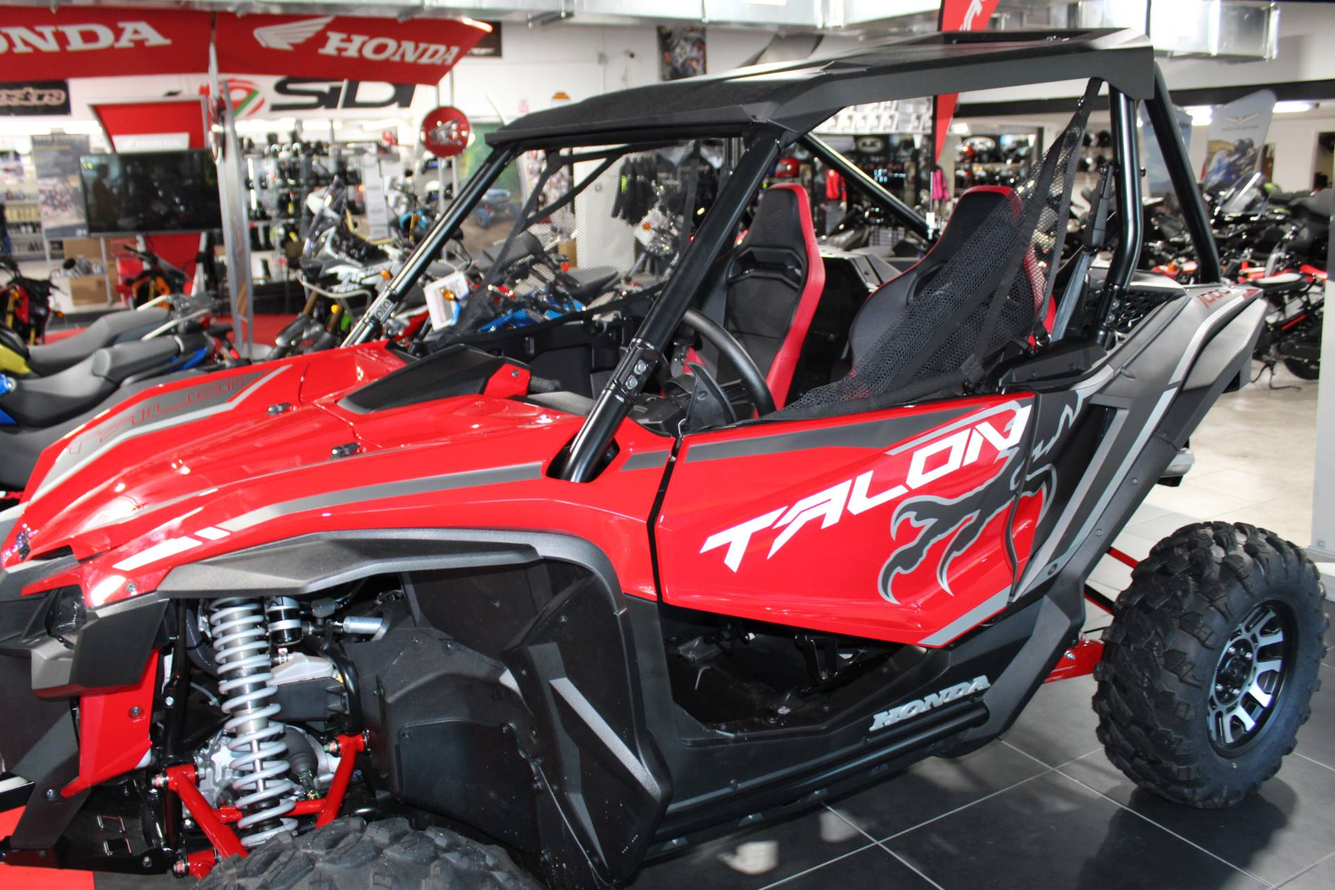 2019 Honda Talon 1000X in Sarasota, Florida - Photo 4