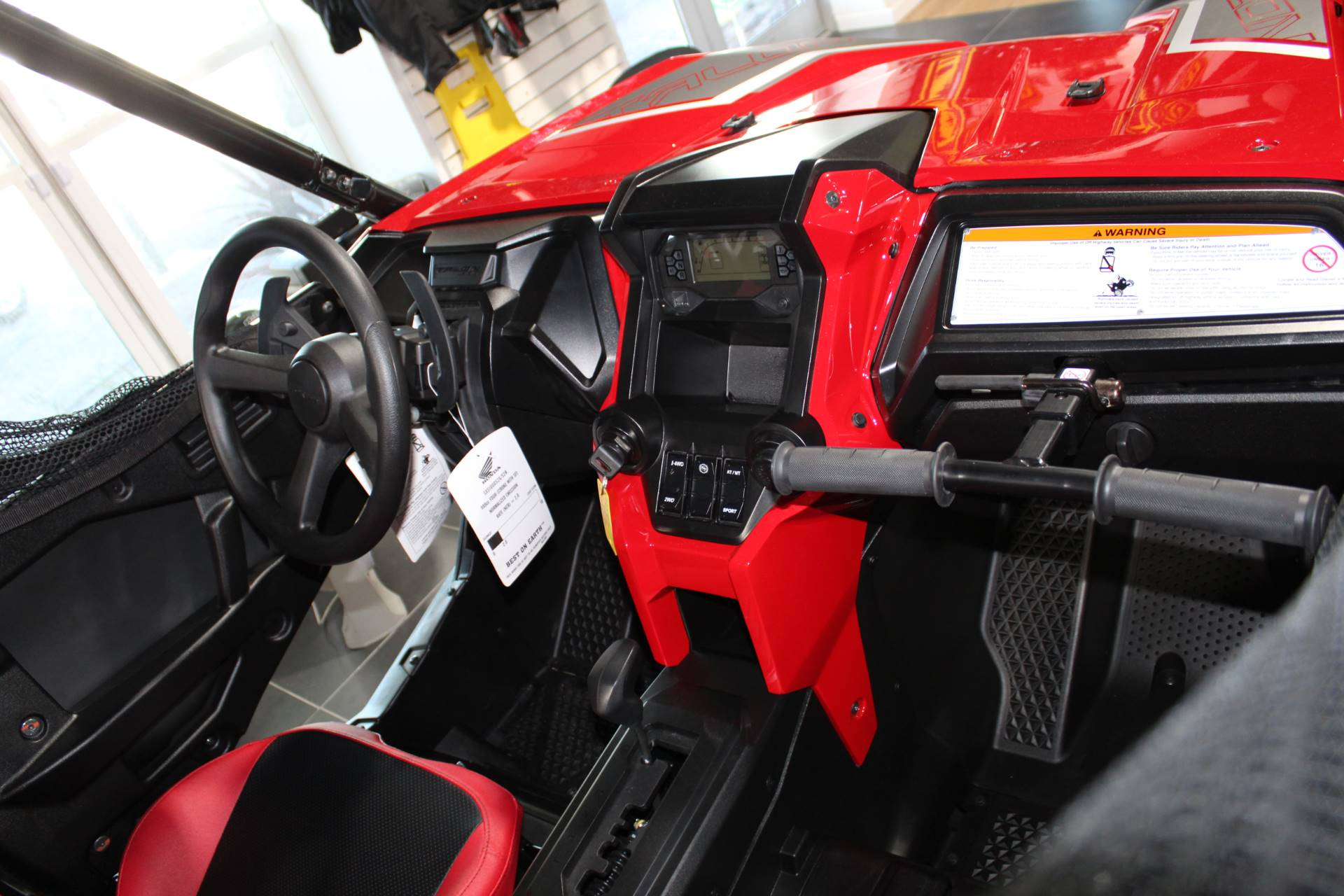 2019 Honda Talon 1000X in Sarasota, Florida - Photo 11