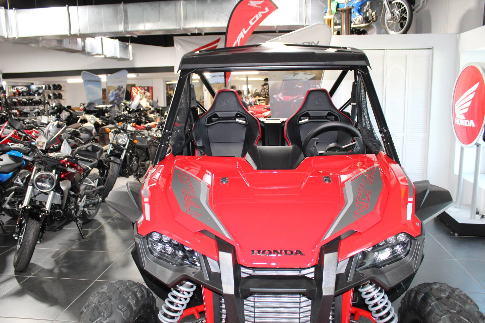 2019 Honda Talon 1000X in Sarasota, Florida - Photo 13