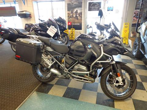 2017 BMW R 1200 GS Adventure in Sarasota, Florida