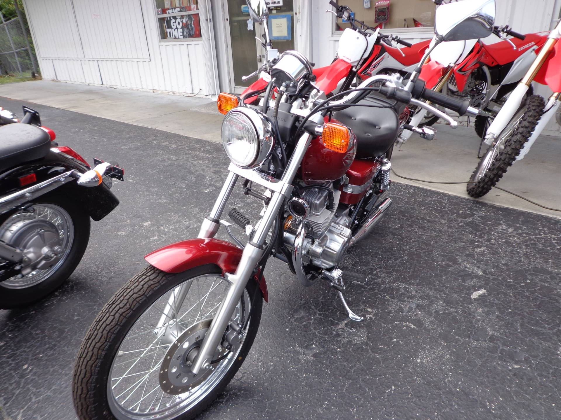 2016 Honda Rebel in Sarasota, Florida