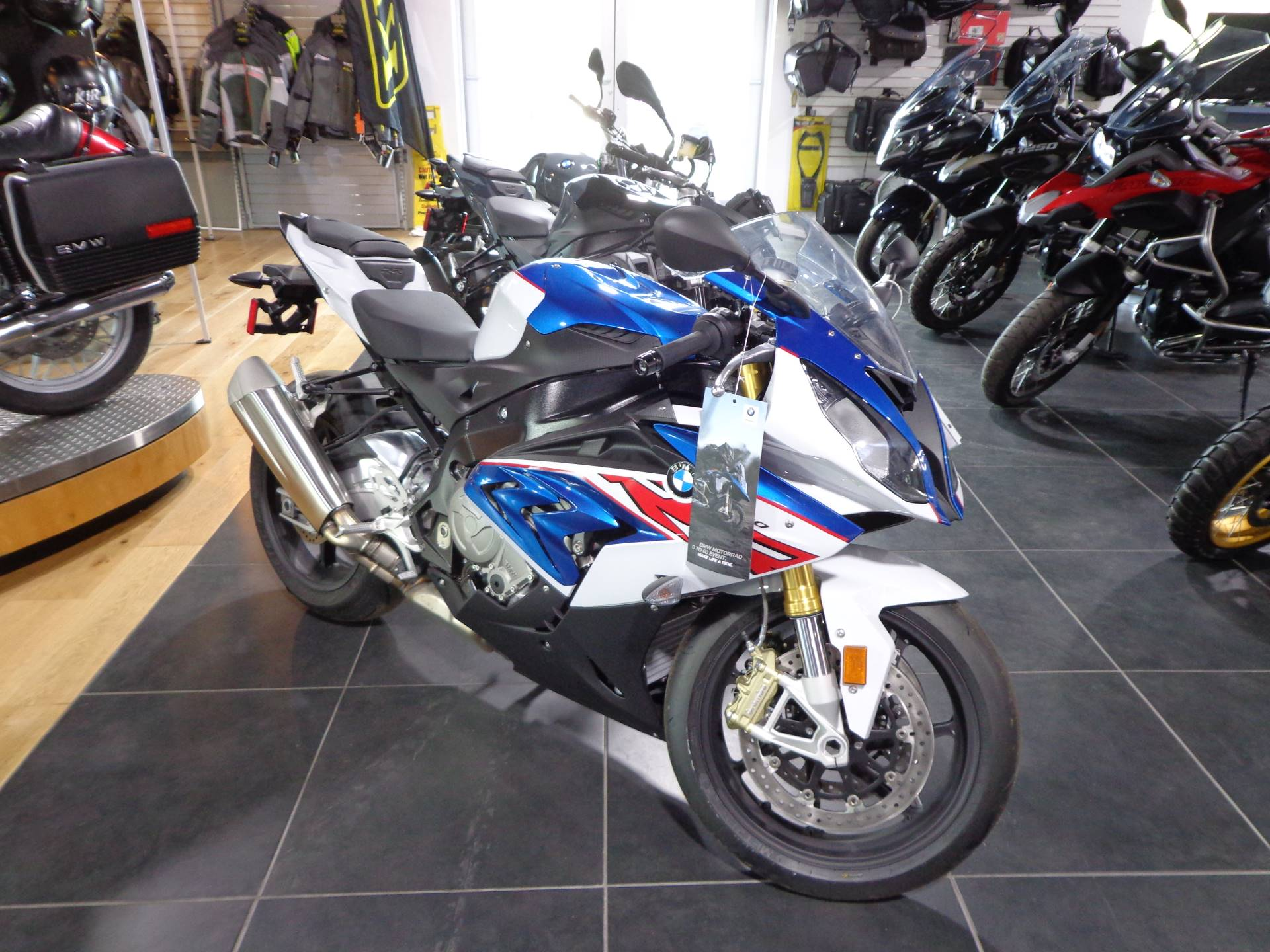 2019 BMW S 1000 RR in Sarasota, Florida - Photo 3
