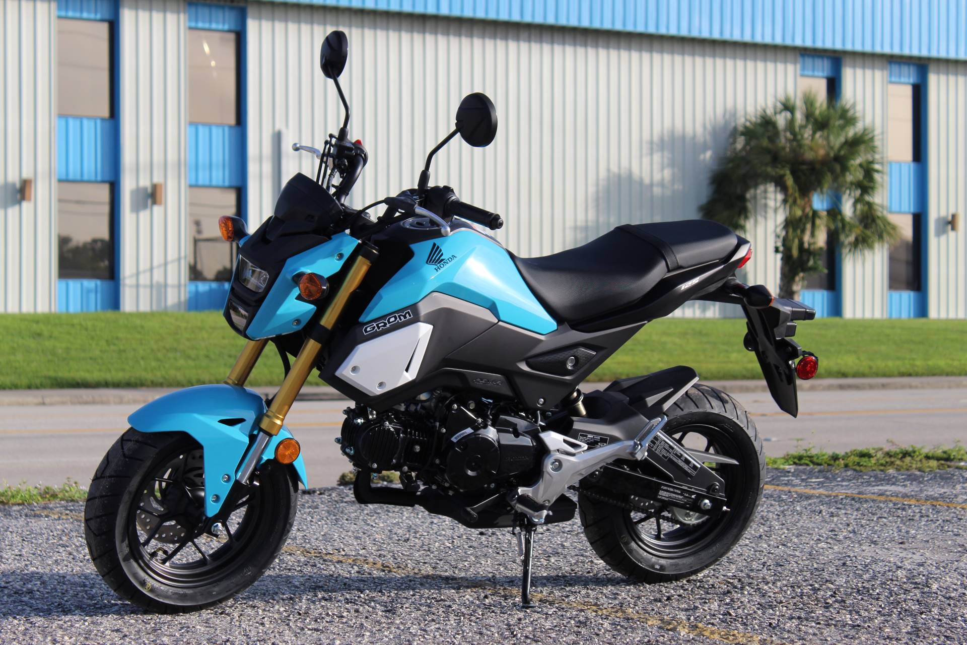 2020 Honda Grom in Sarasota, Florida - Photo 3
