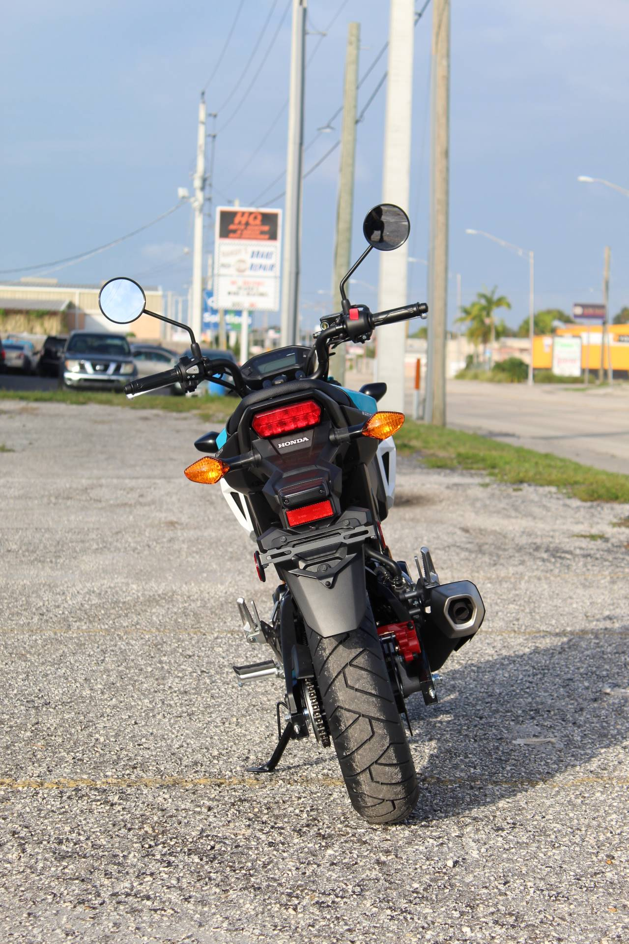 2020 Honda Grom in Sarasota, Florida - Photo 5