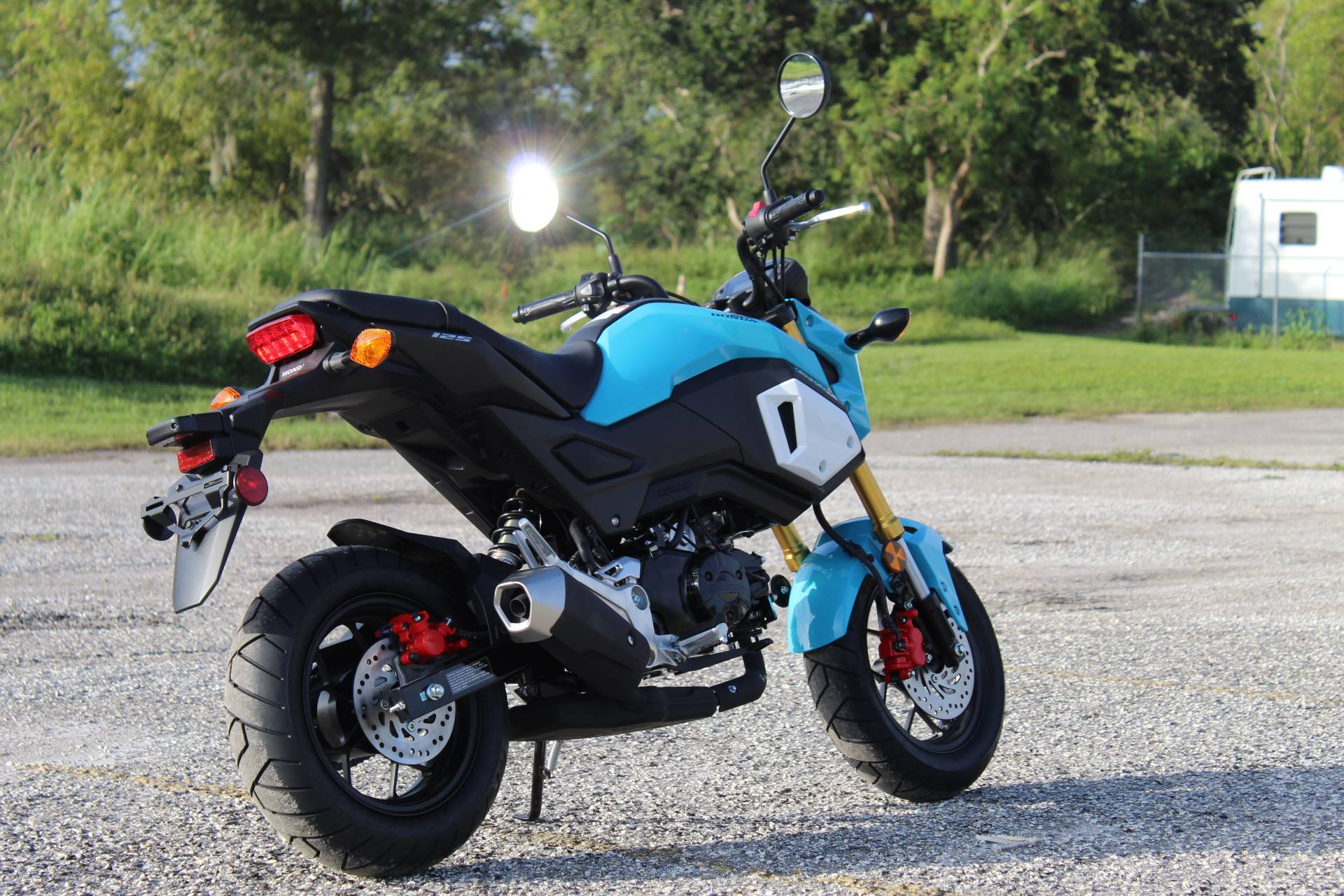 2020 Honda Grom in Sarasota, Florida - Photo 6