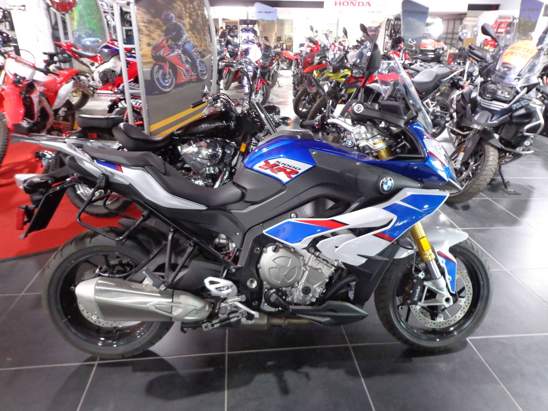 2018 BMW S 1000 XR in Sarasota, Florida