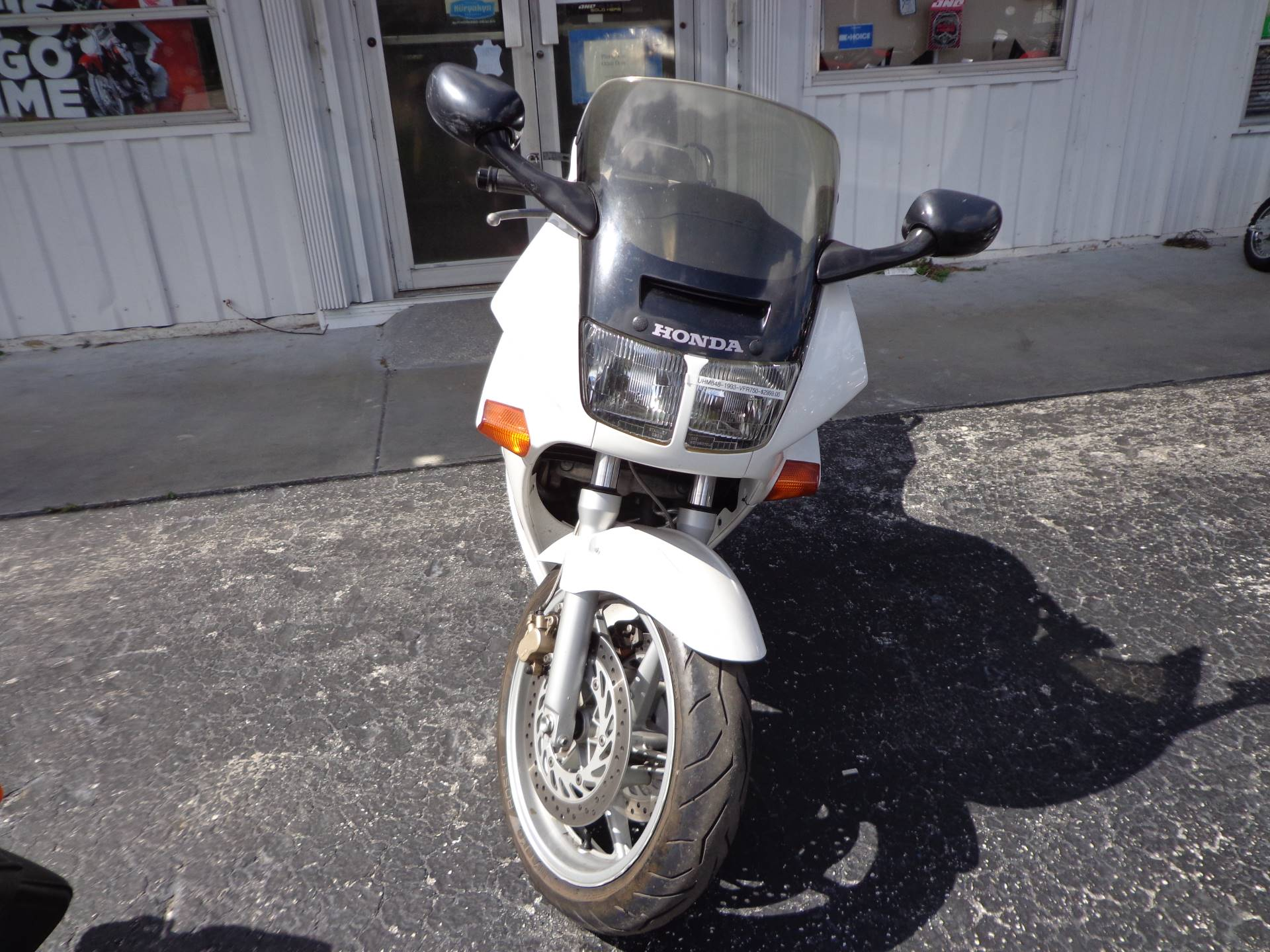 1993 Honda VFR750 Interceptor in Sarasota, Florida