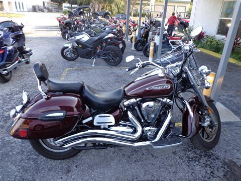 2011 Yamaha Road Star Silverado S in Sarasota, Florida