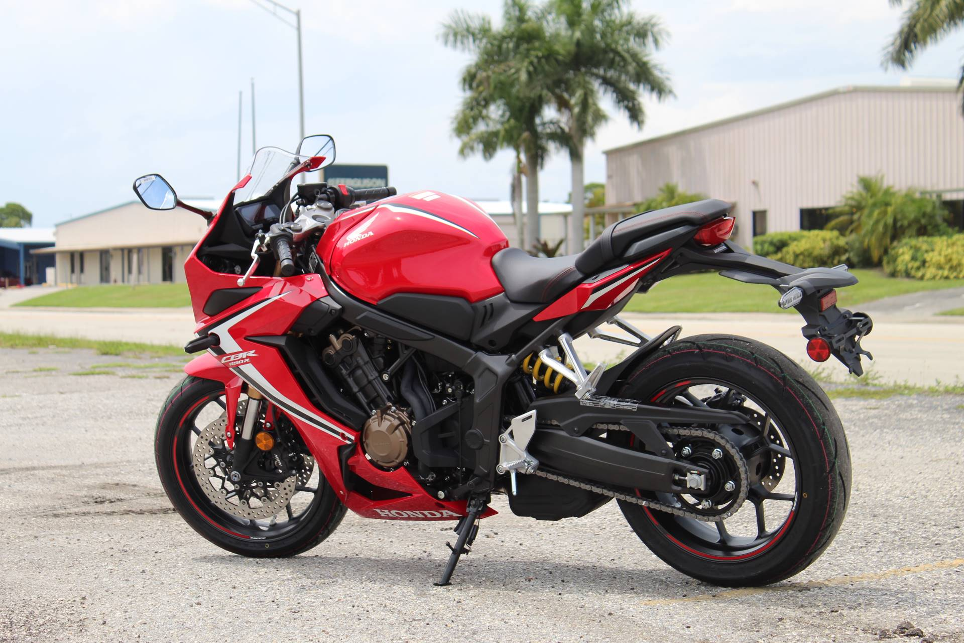 2020 Honda CBR650R ABS in Sarasota, Florida - Photo 3