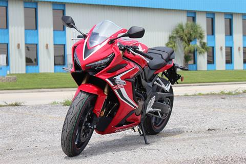 2020 Honda CBR650R ABS in Sarasota, Florida - Photo 2