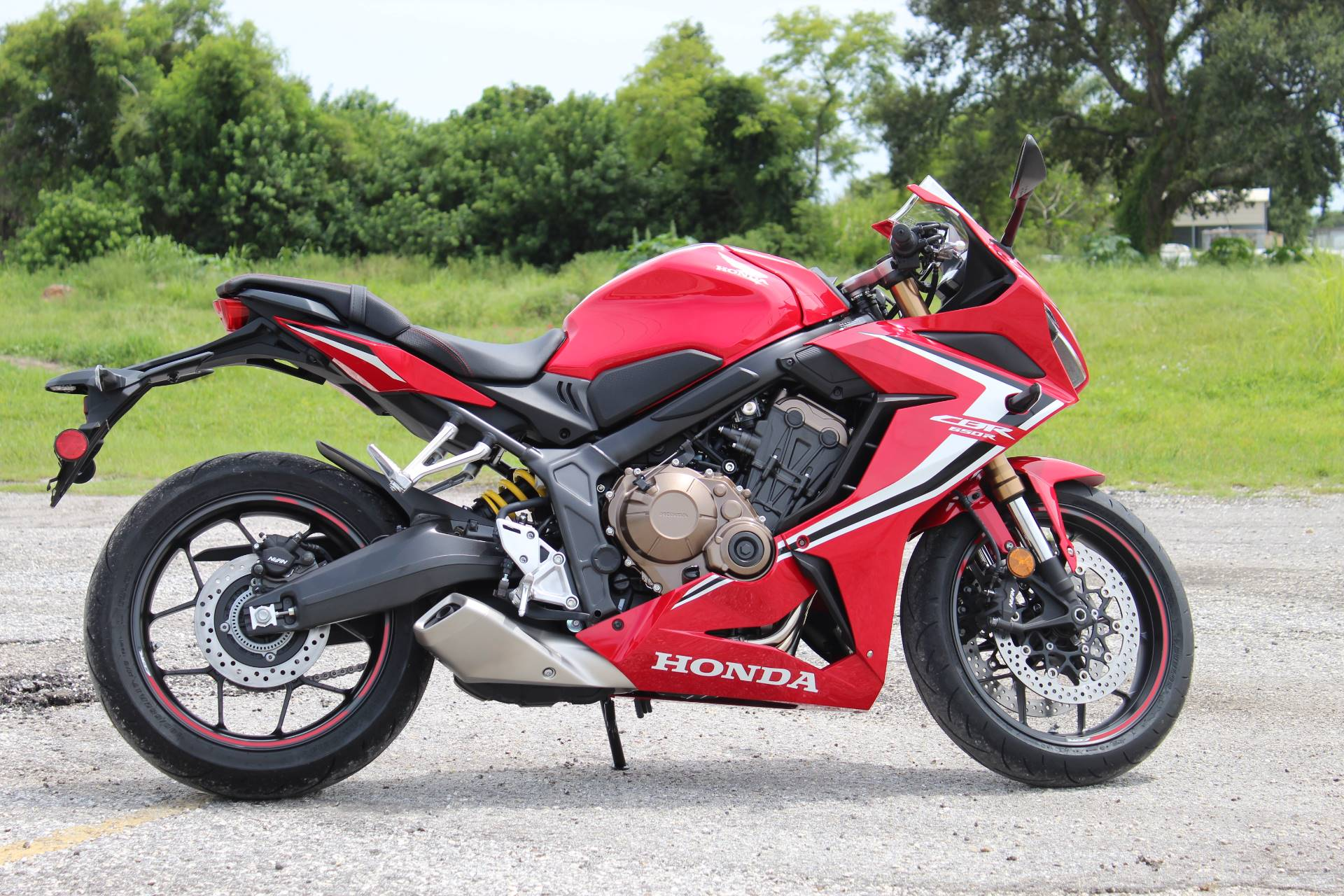 2020 Honda CBR650R ABS in Sarasota, Florida - Photo 1