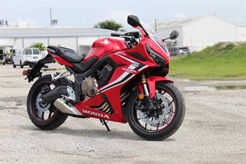 2020 Honda CBR650R ABS in Sarasota, Florida - Photo 9
