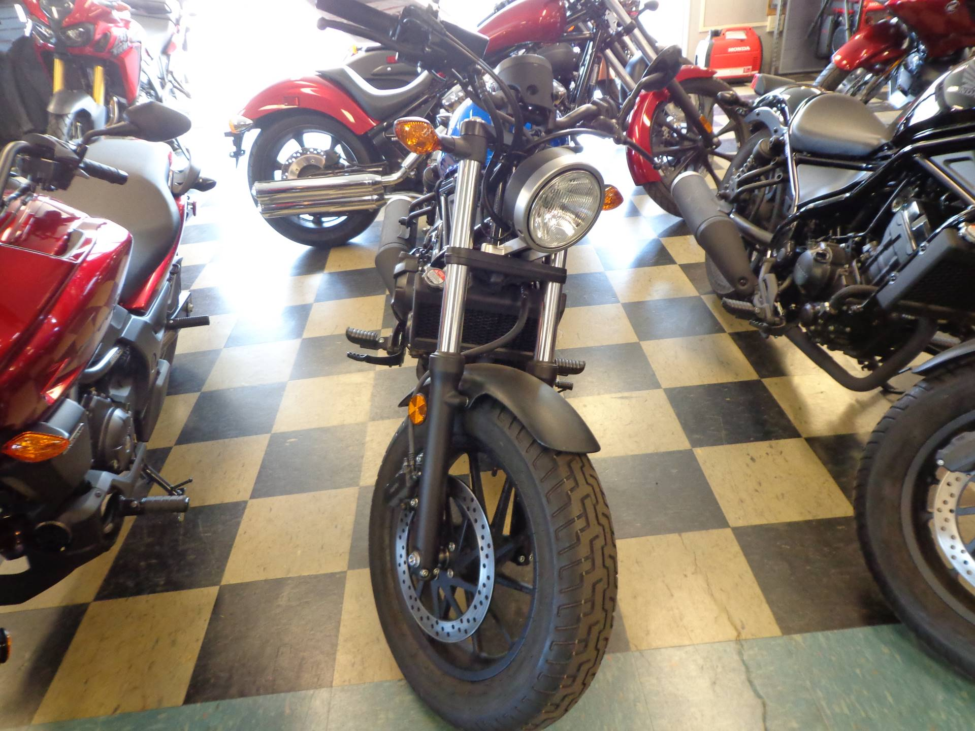 2018 Honda Rebel 500 in Sarasota, Florida