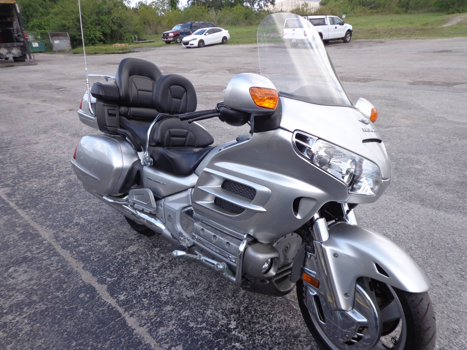 2005 Honda Gold Wing® in Sarasota, Florida